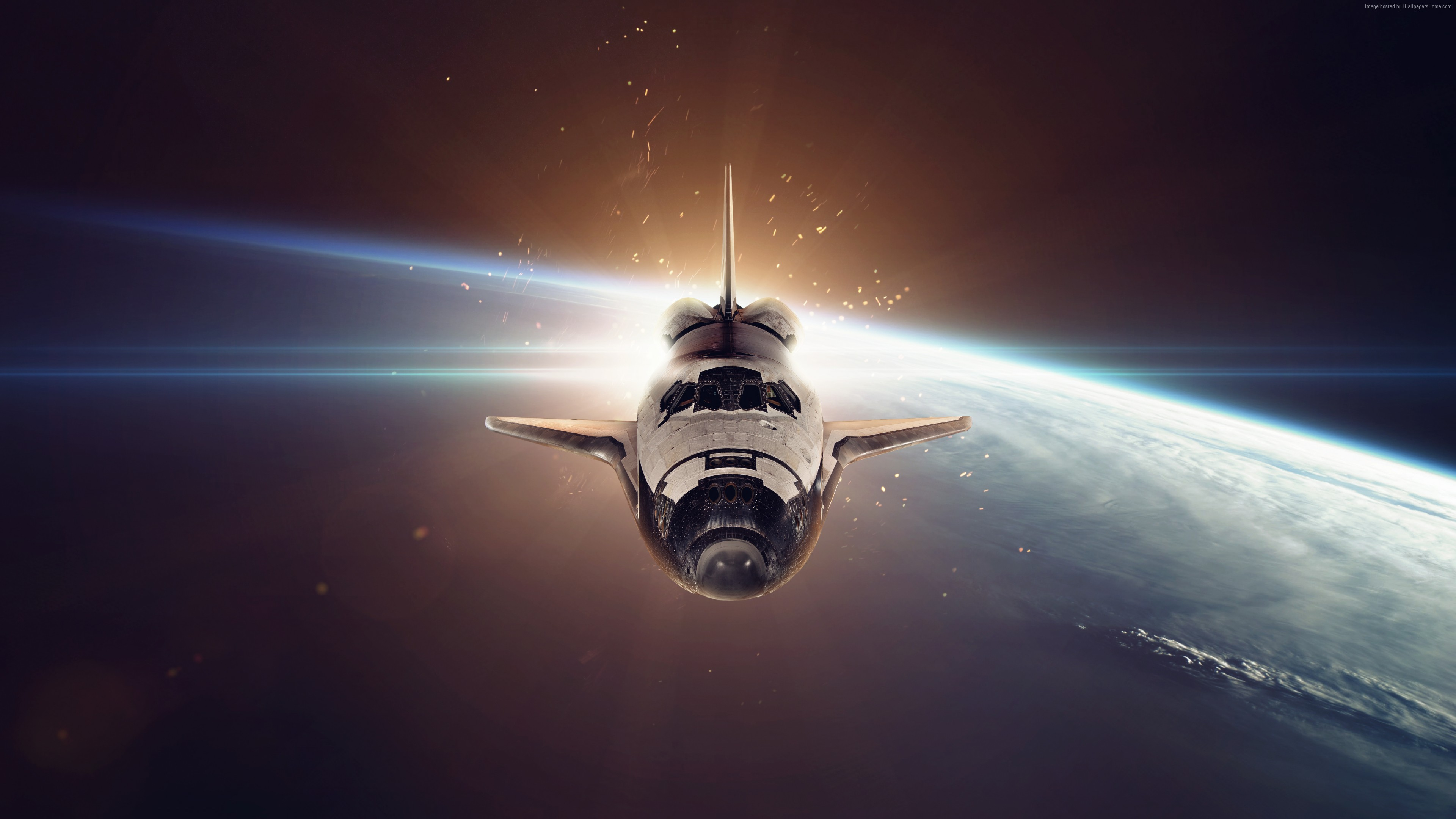 Wallpaper Spaceship Space Galaxy 5k Space Wallpaper Download High Resolution 4k Wallpaper