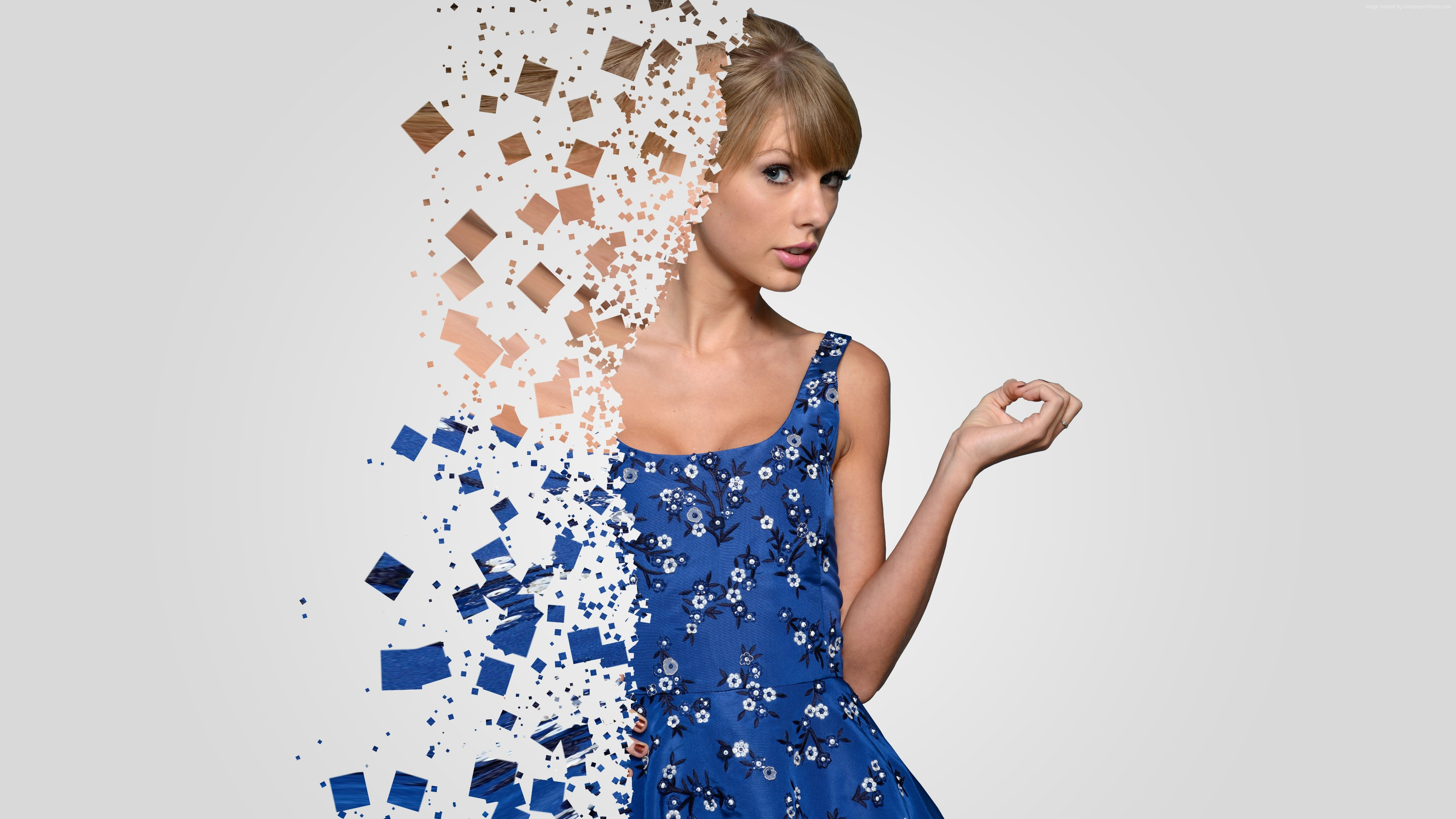 Wallpaper Taylor Swift, Top music artist and bands, singer, actress, Music