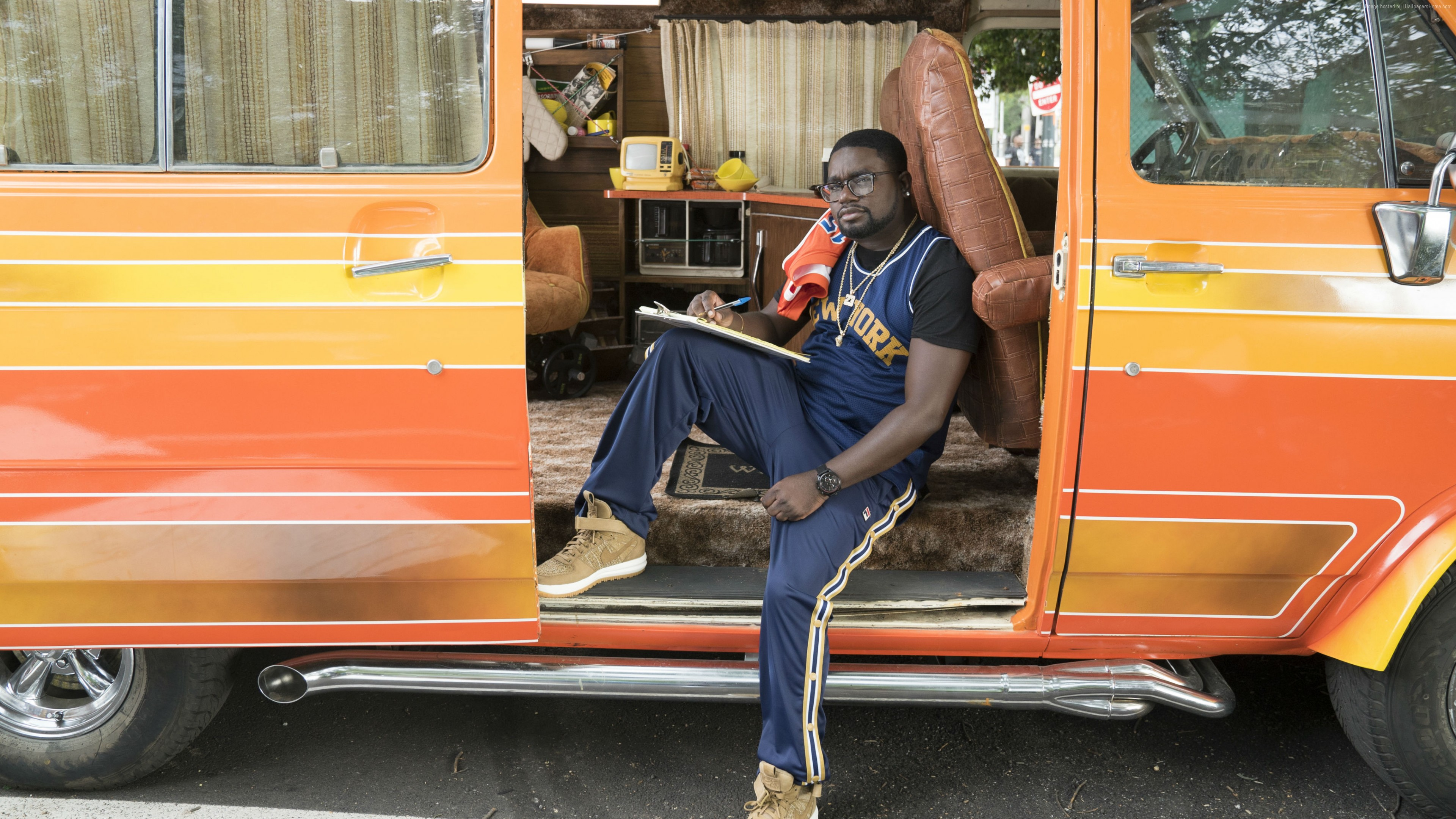 Wallpaper Uncle Drew Lil Rel Howery 4K Movies 4k Download