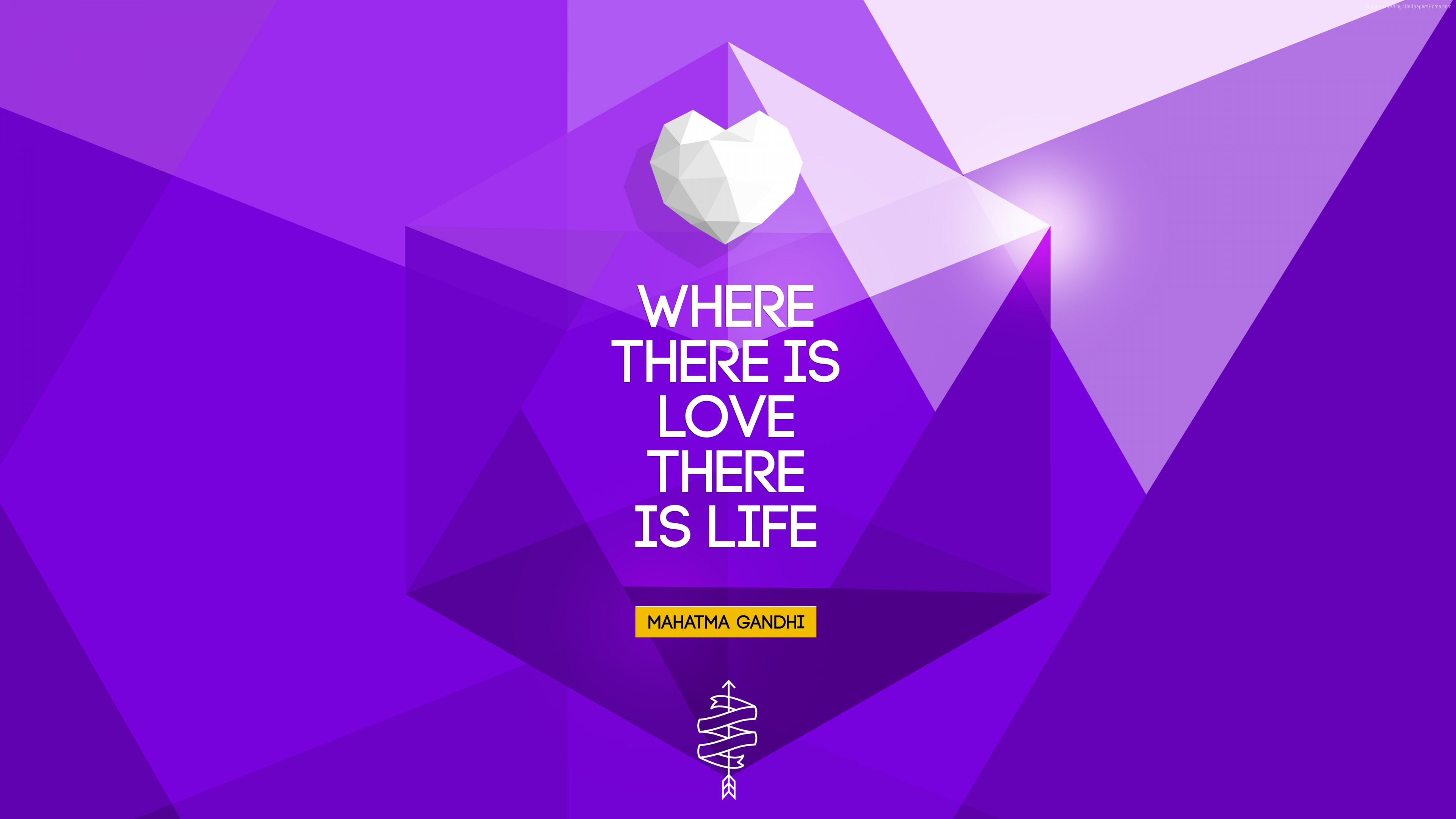 Wallpaper best, love quotes, 5k, heart, Abstract