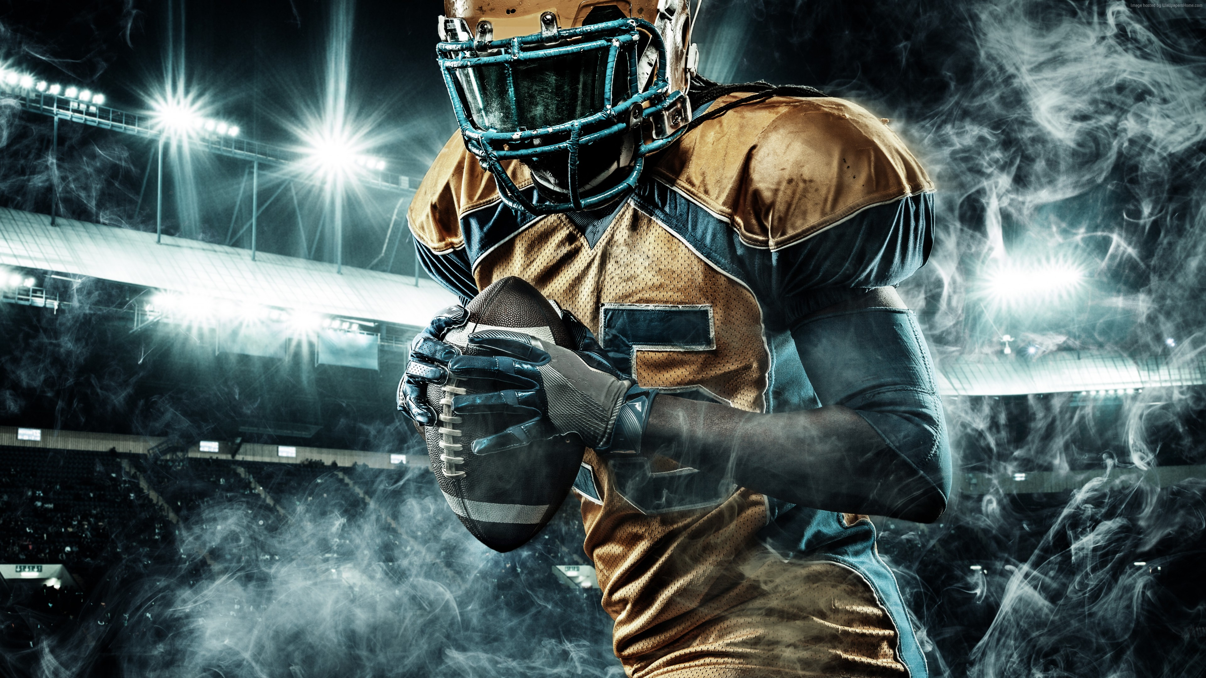 Wallpaper rugby, American football, 5k, Sport