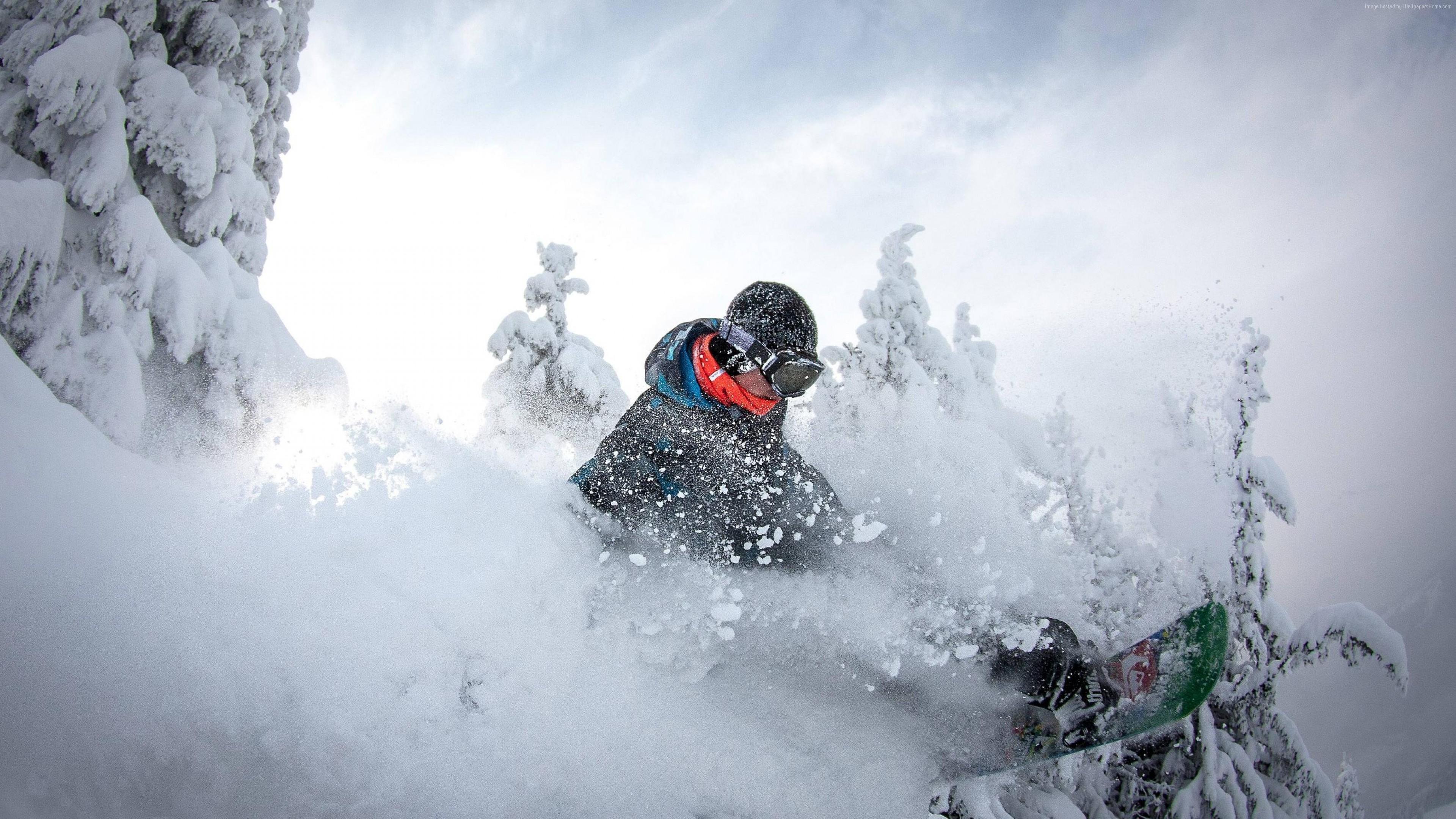 wallpaper snow, snowboard, winter, sport snow, snowboard, winter