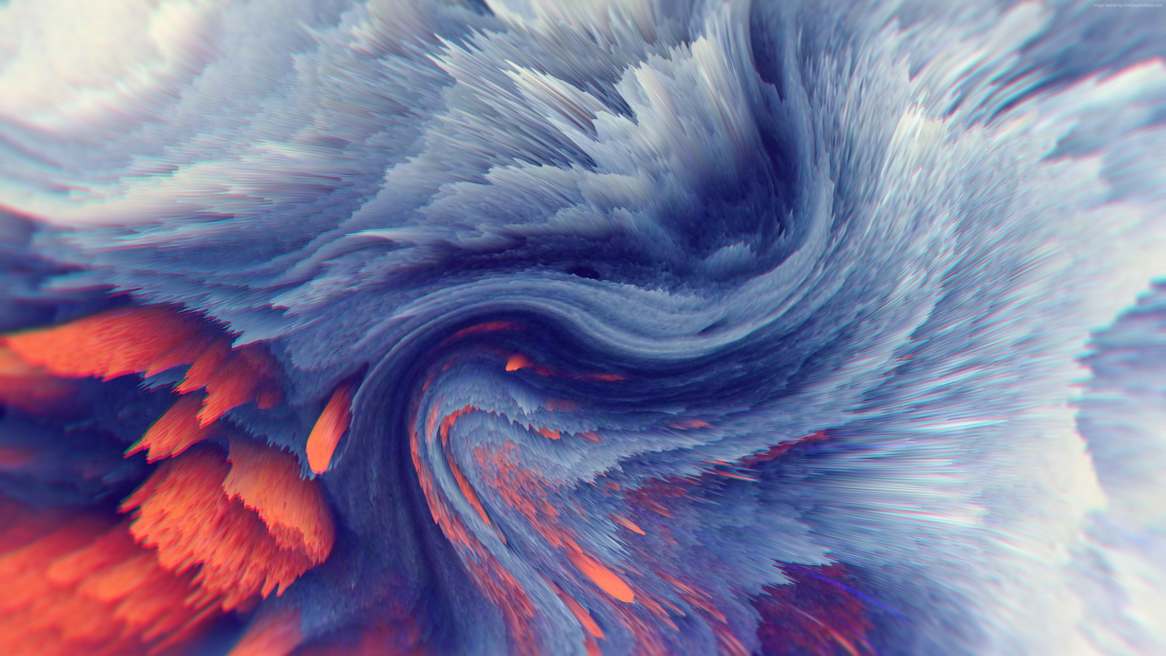 Wallpaper Waves Hd Abstract Wallpaper Download High