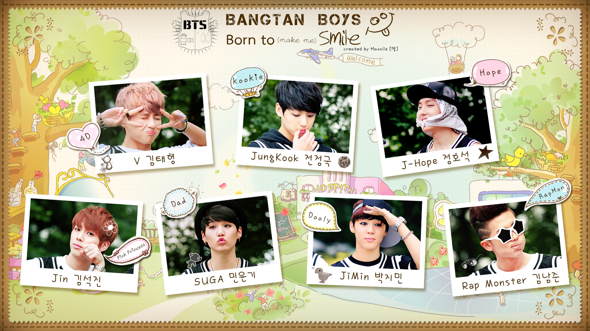 bts hd desktop images