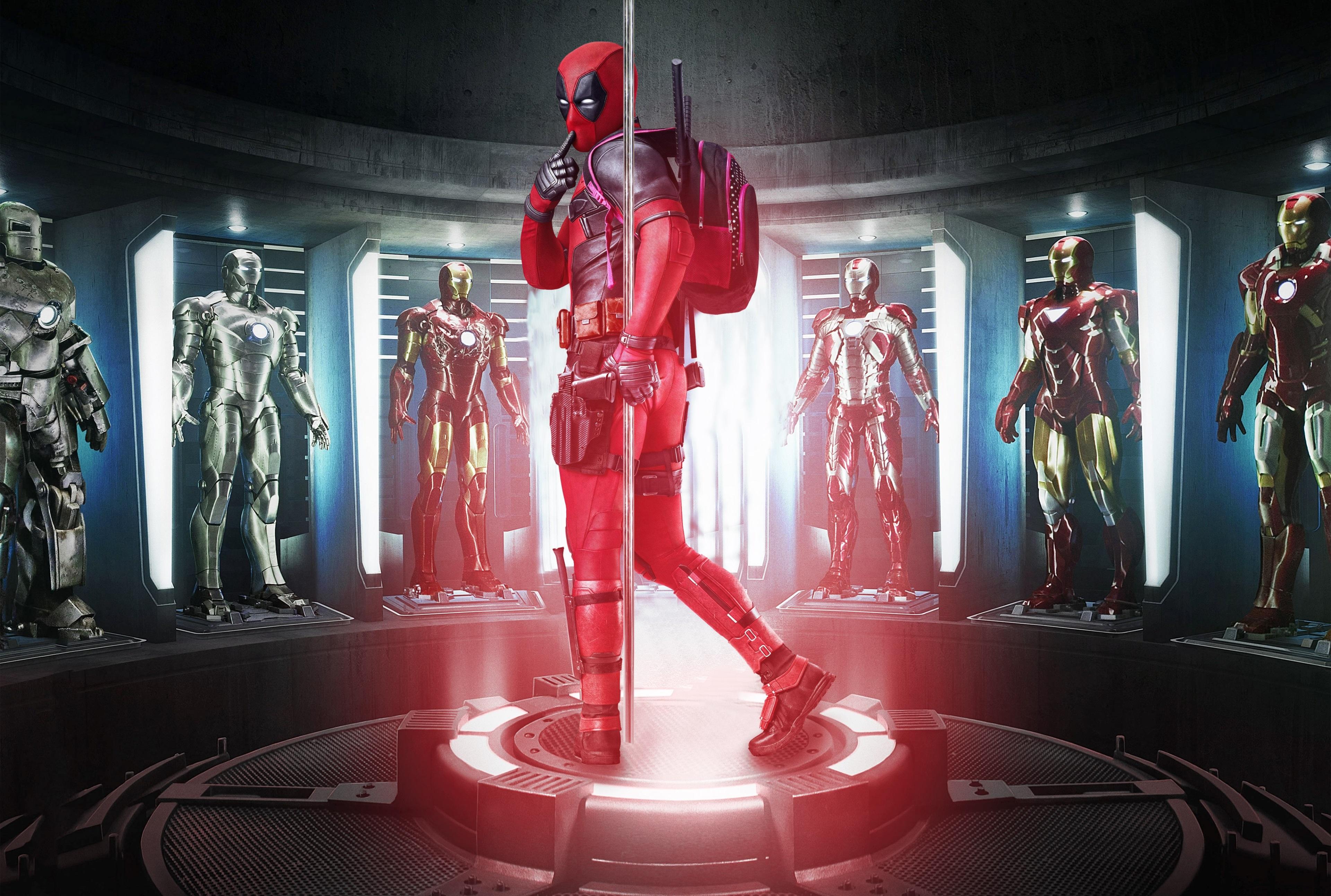 Deadpool 2 4k Picture Desktop 3d 4k 4k Hd 4k Images 4k Wallpaper
