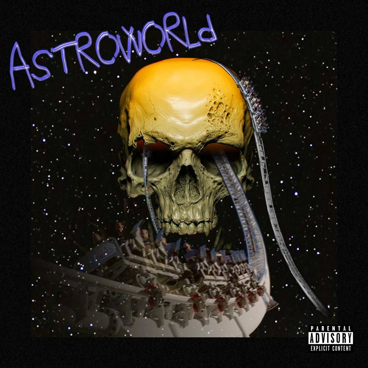Astroworld Travis Scott Album hd