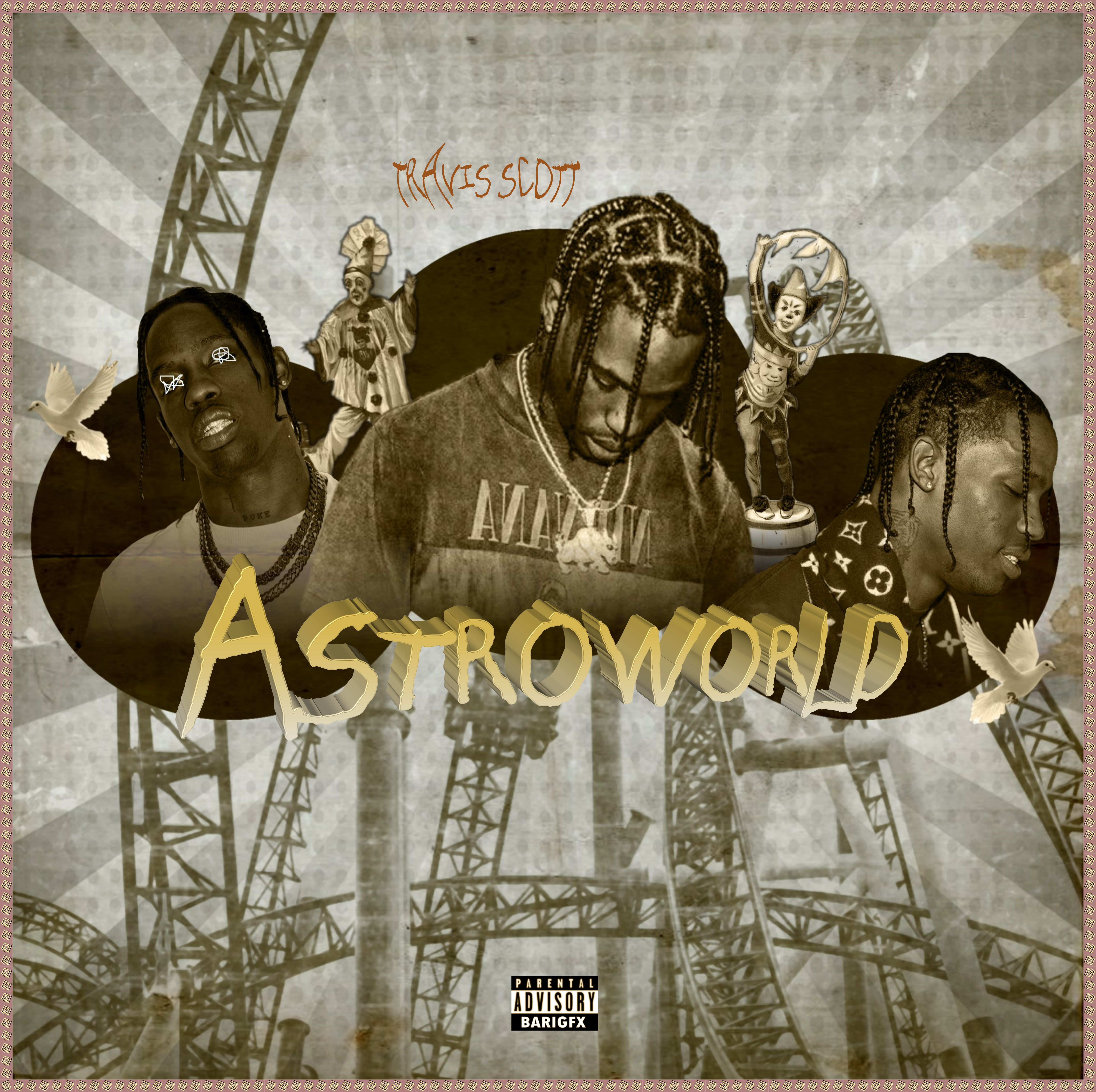 Astroworld Travis Scott hd mobile