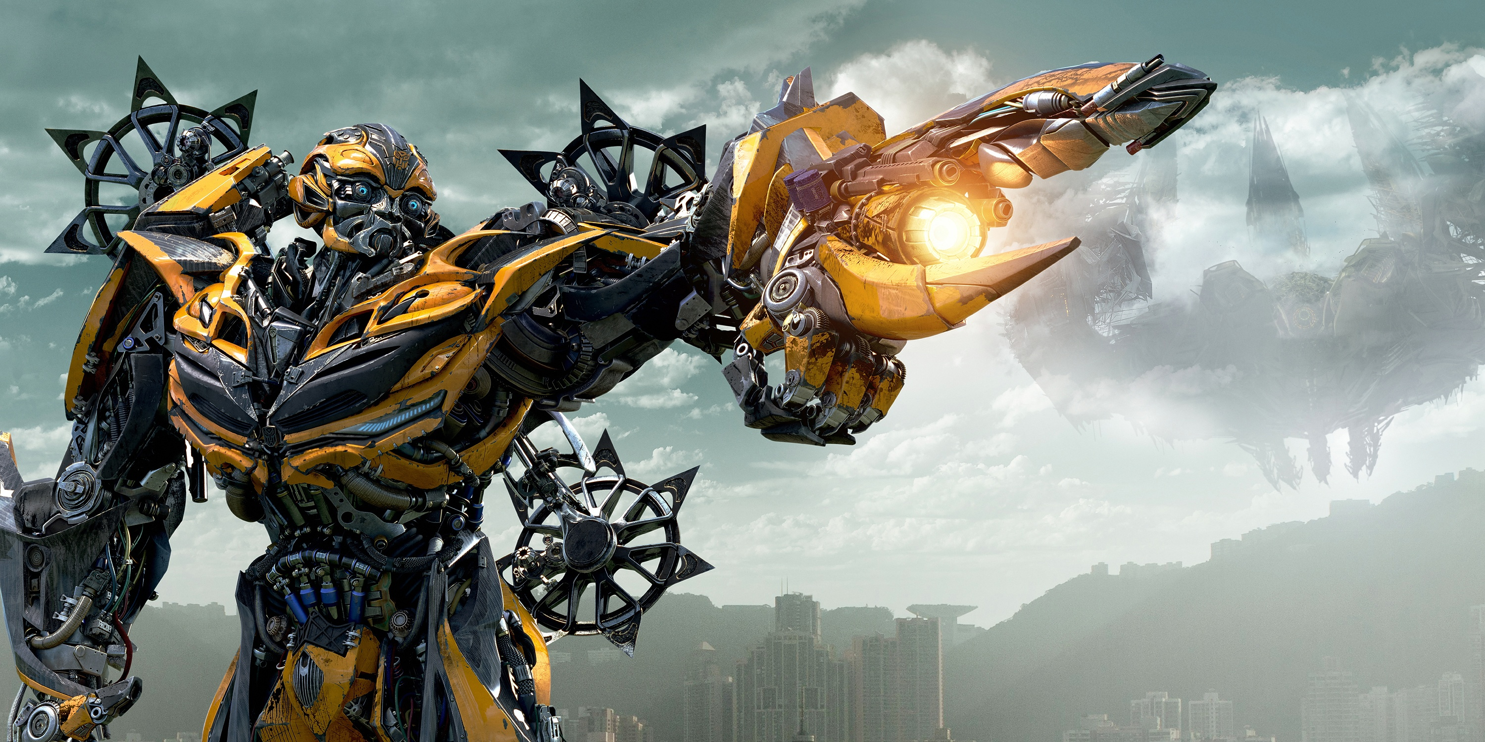 Bumblebee Transformers 4 Age Of Extinction Free HD