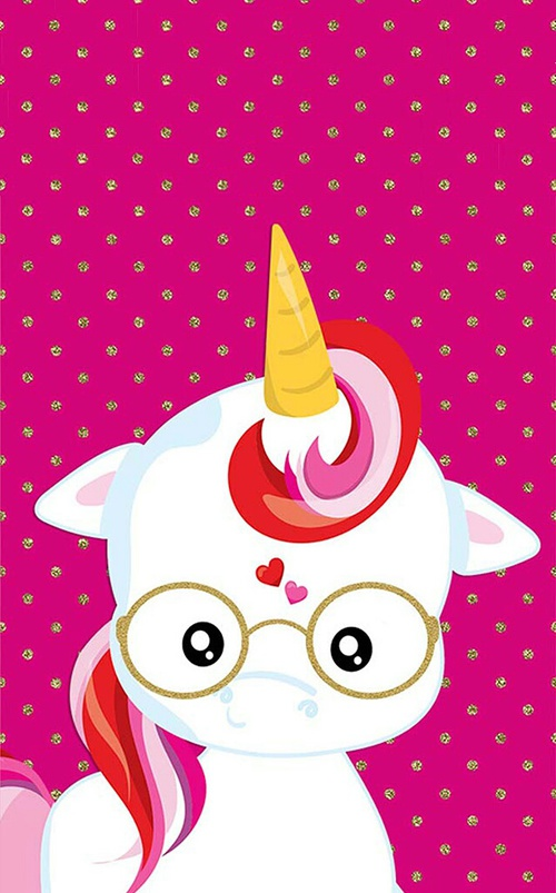 Cute Unicorn Love