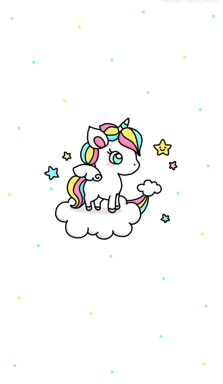 Cute unicorn backgrounds