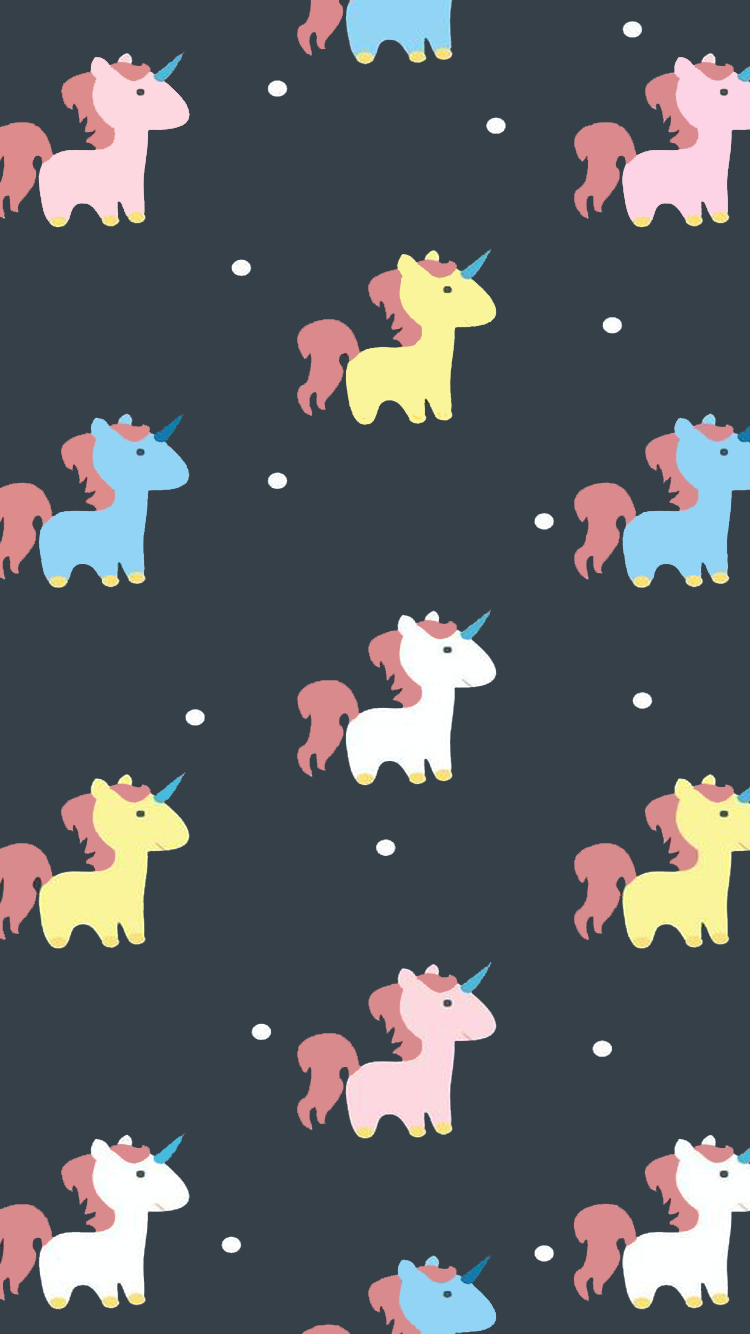 Cute unicorn phone images