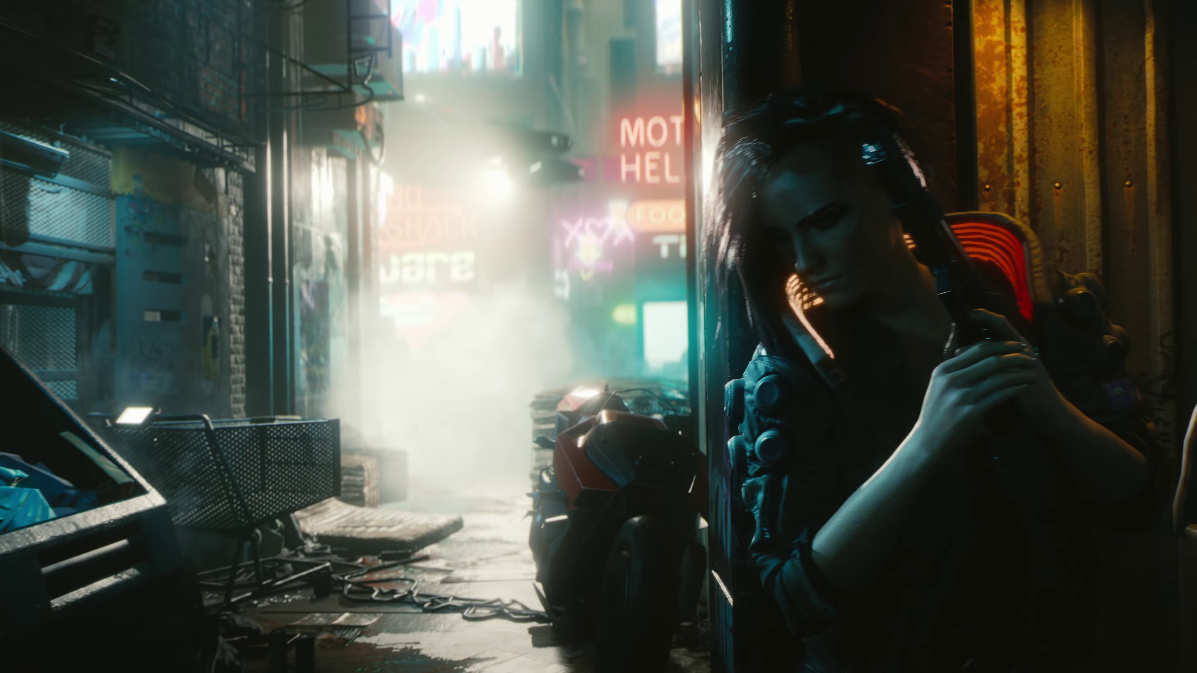 Cyberpunk 2077 Uhd Wallpaper Download High Resolution 4k Wallpaper