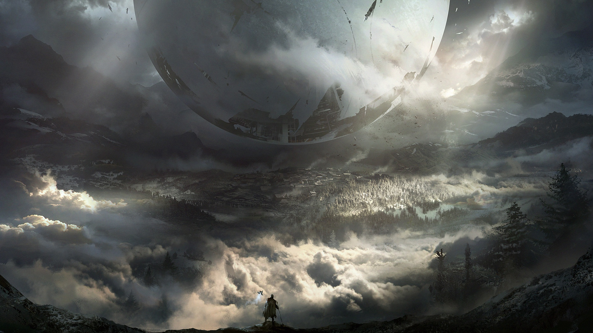 Destiny 2 HD Wallpapers Background
