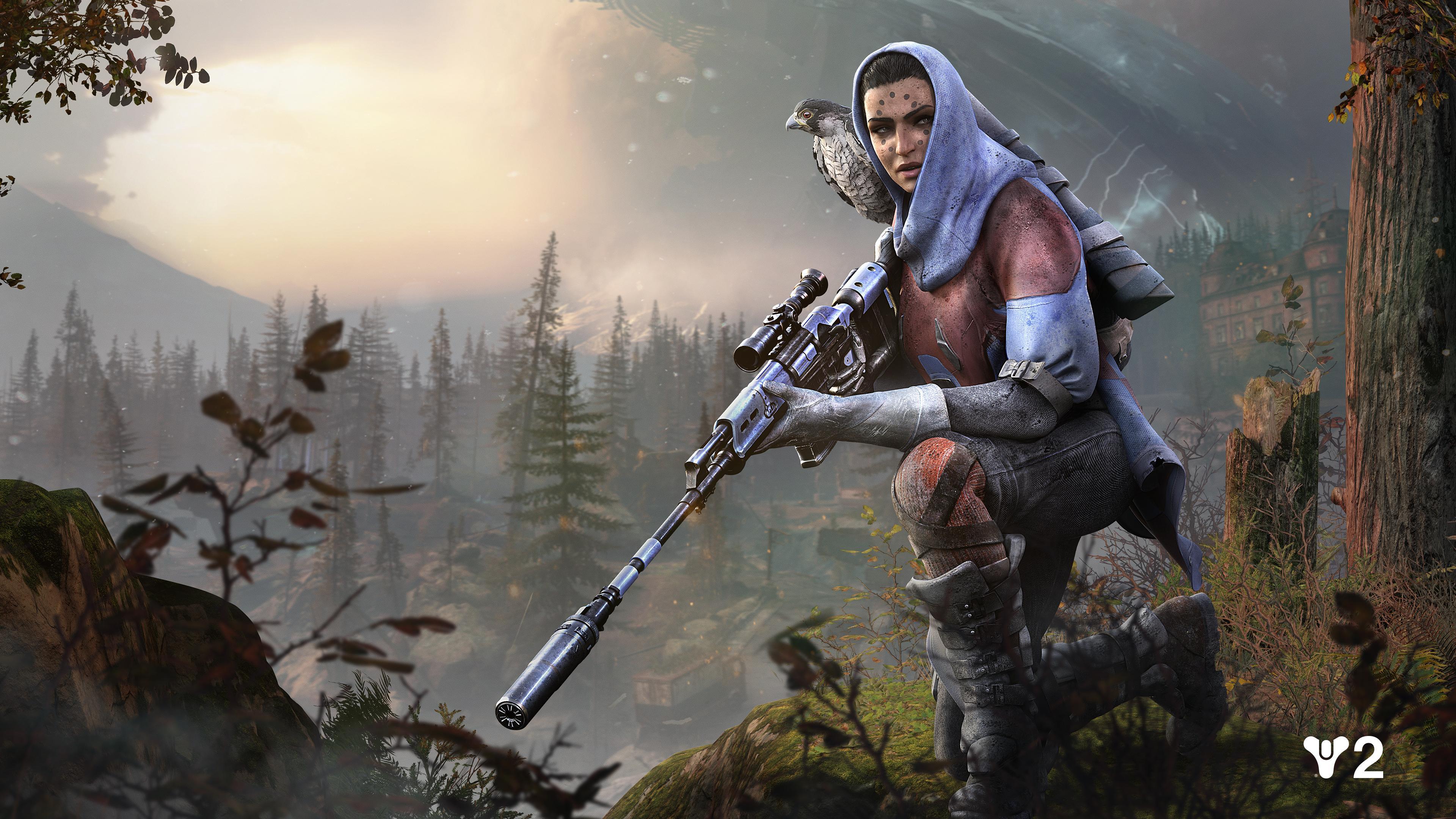 Destiny 2 Hawthorne HD Games 4k Wallpapers
