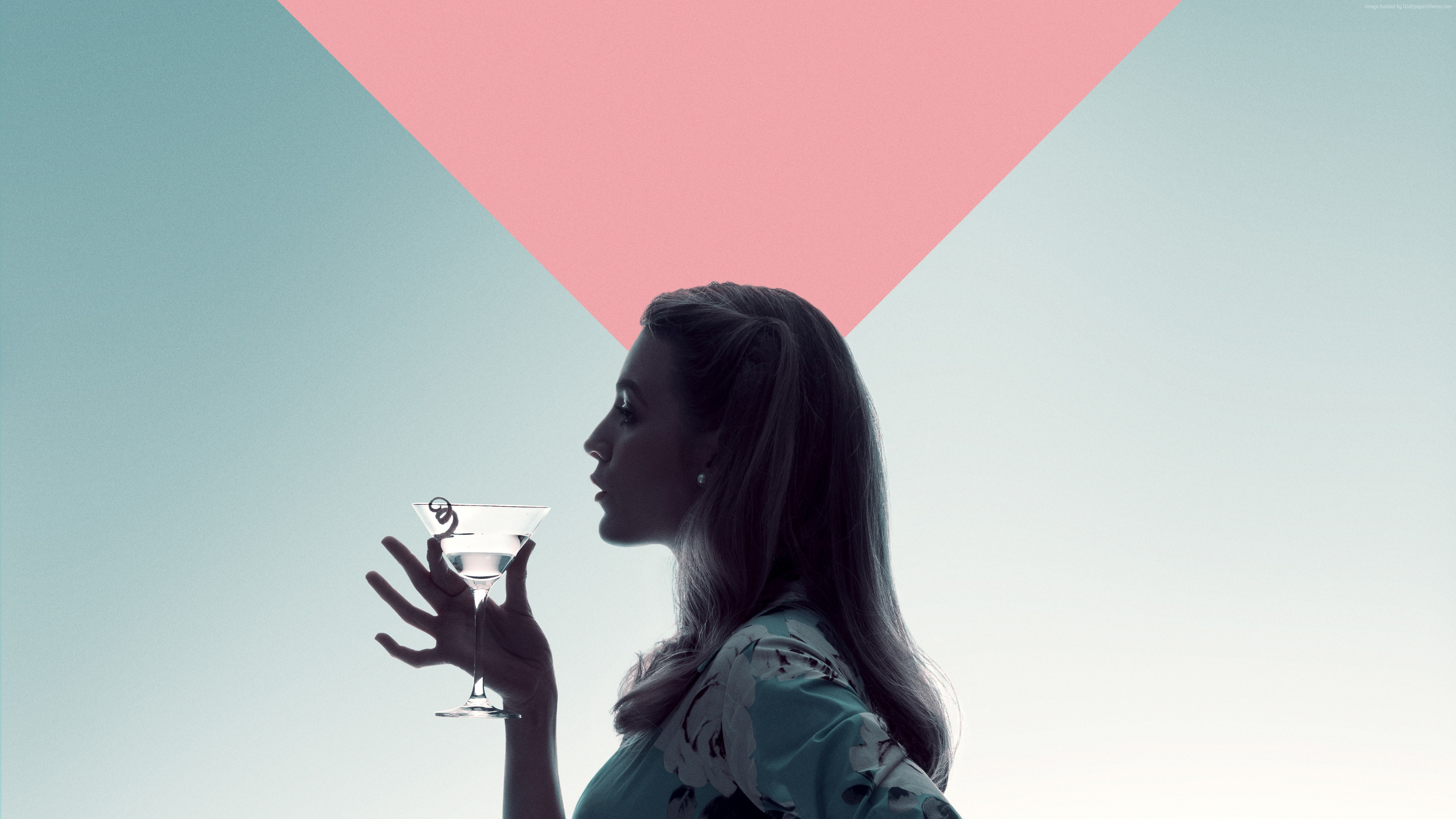 Wallpaper A Simple Favor, Blake Lively, 4K, Movies