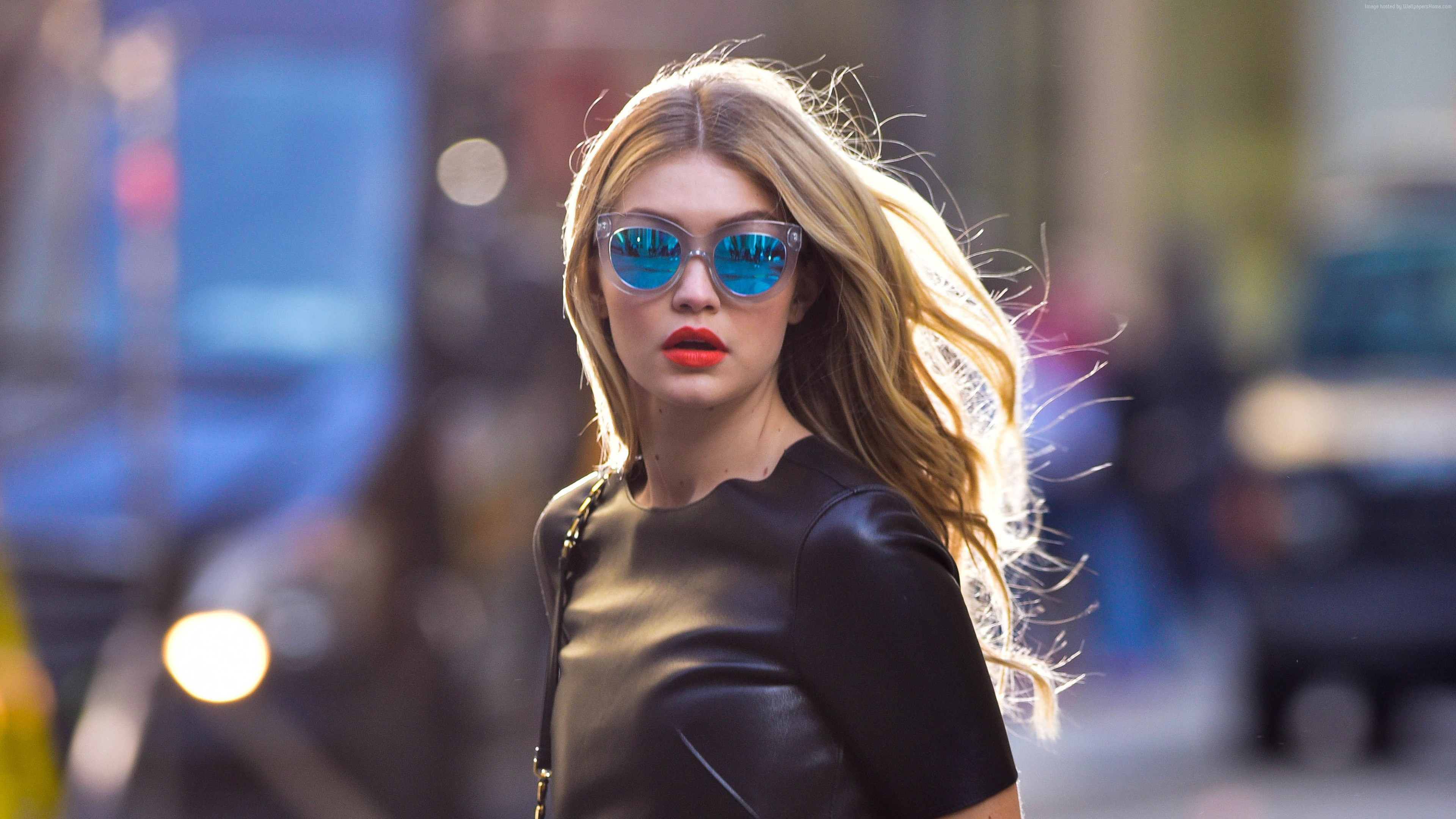 Wallpaper Gigi Hadid, beauty, 4k, Girls