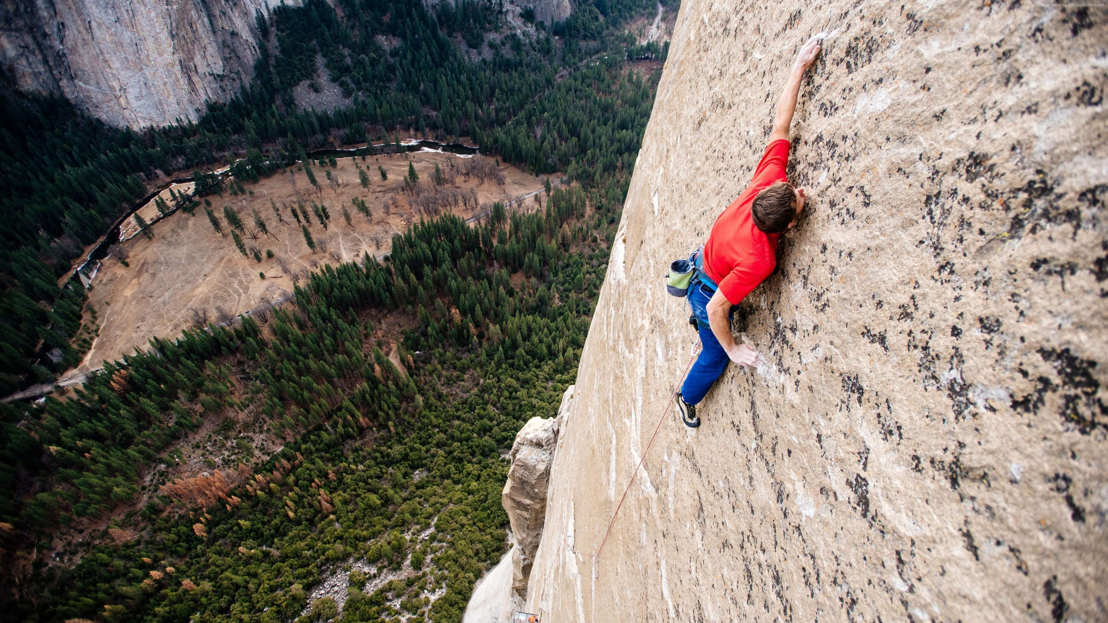 Wallpaper The Dawn Wall, Tommy Caldwell, 4K, Movies