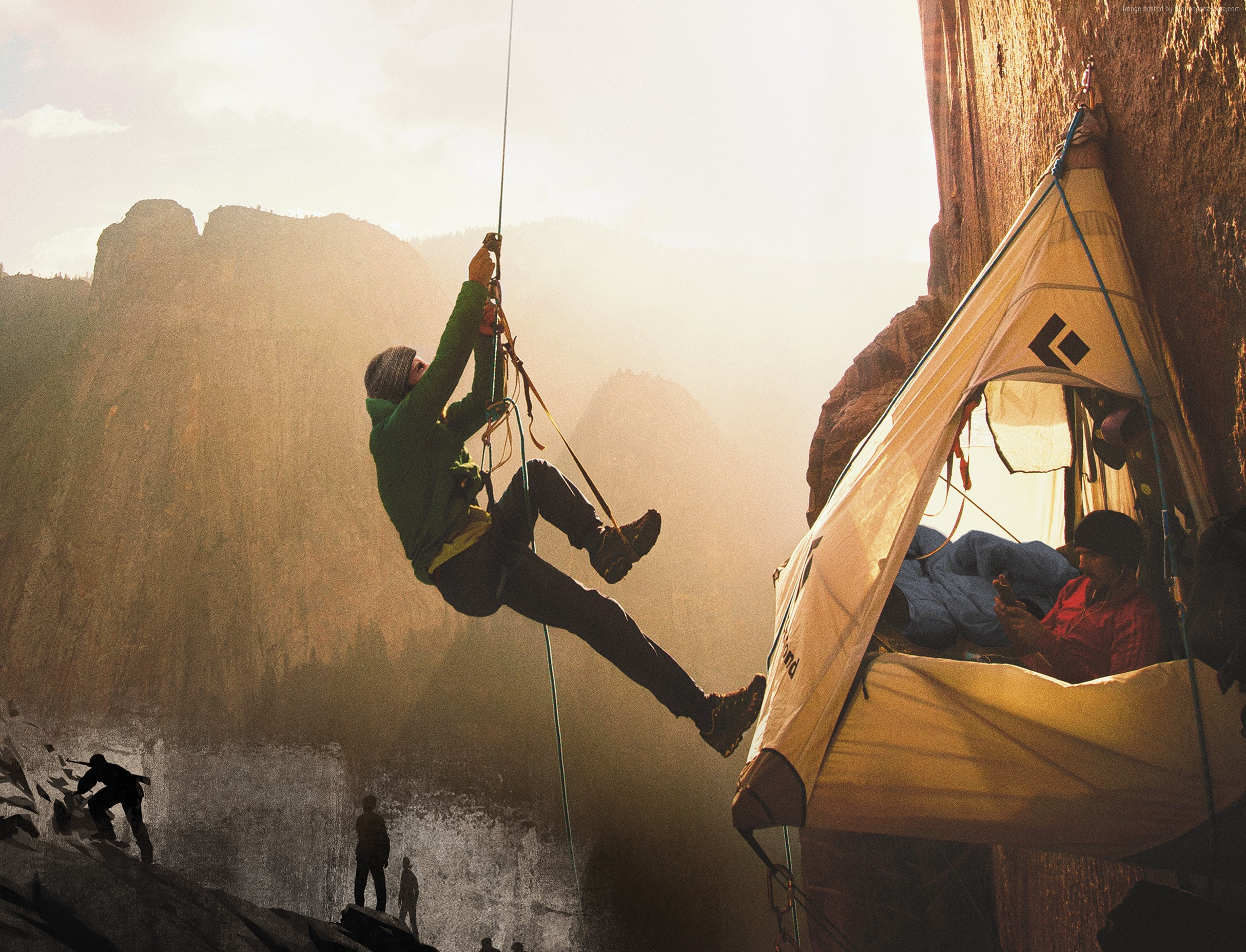 Wallpaper The Dawn Wall, Tommy Caldwell, poster, Movies