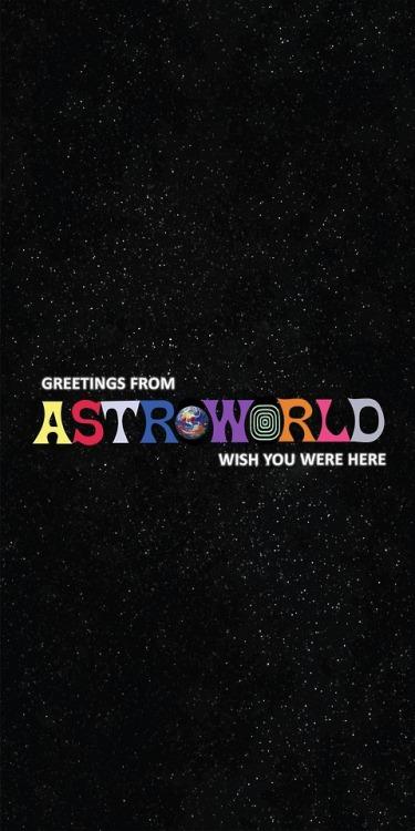 astroworld wallpaper mobile