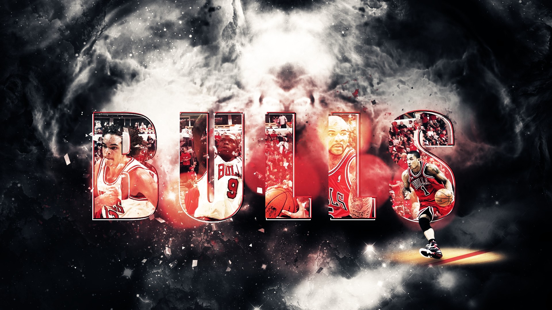 Chicago Bulls Wallpapers HD 4K