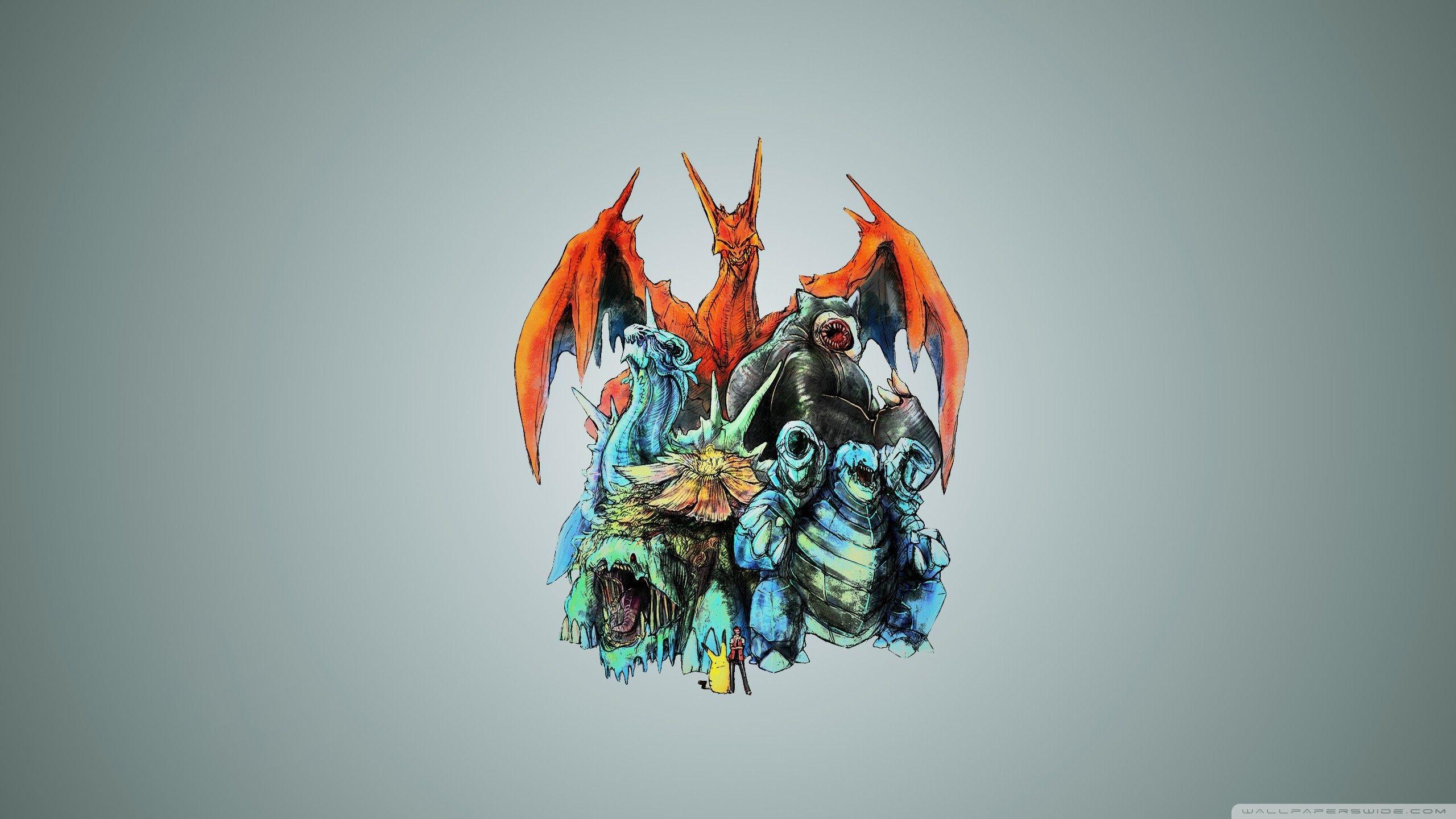 Pokemon Wallpapers 2560×1440