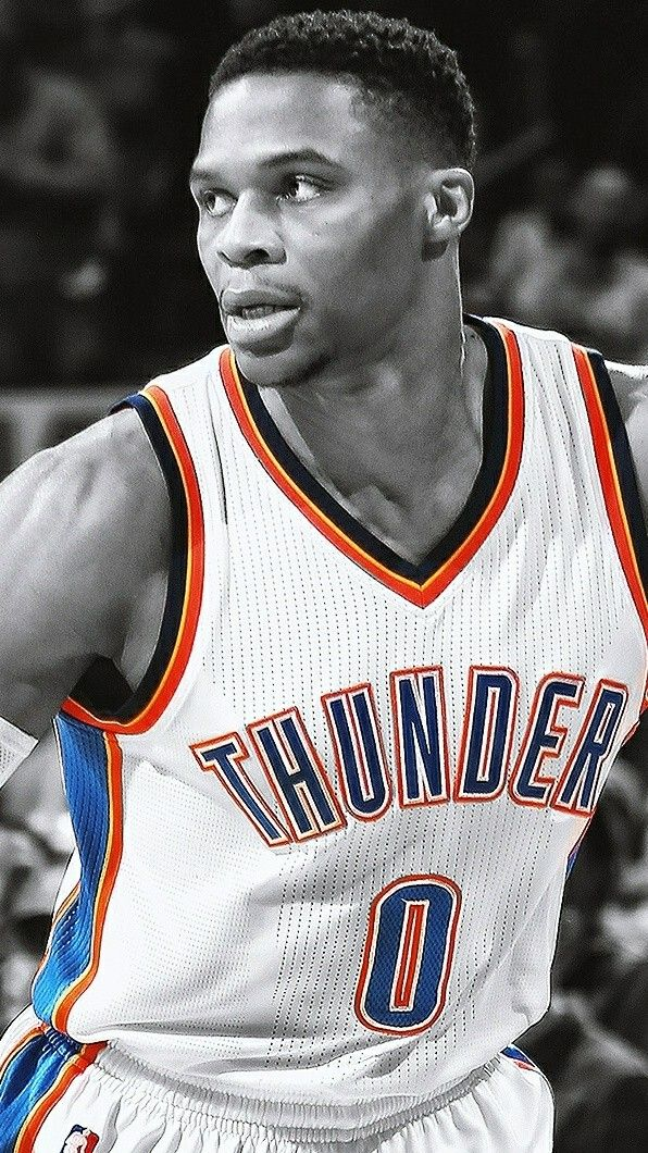 Russel Westbrook iphone x wallpaper