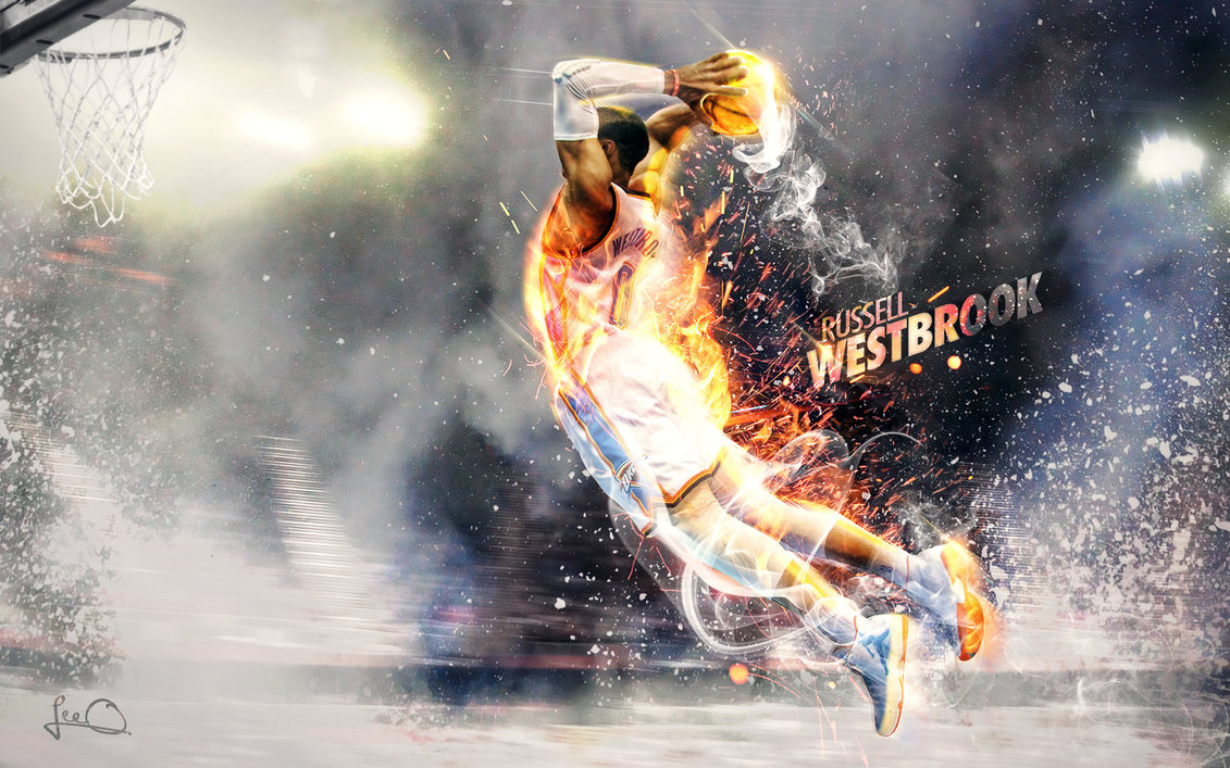 Russell Westbrook Wallpaper 4K