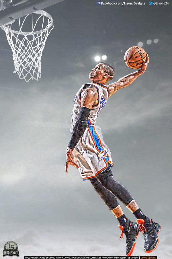 Russell Westbrook Wallpaper Nba Wallpaper Download High Resolution