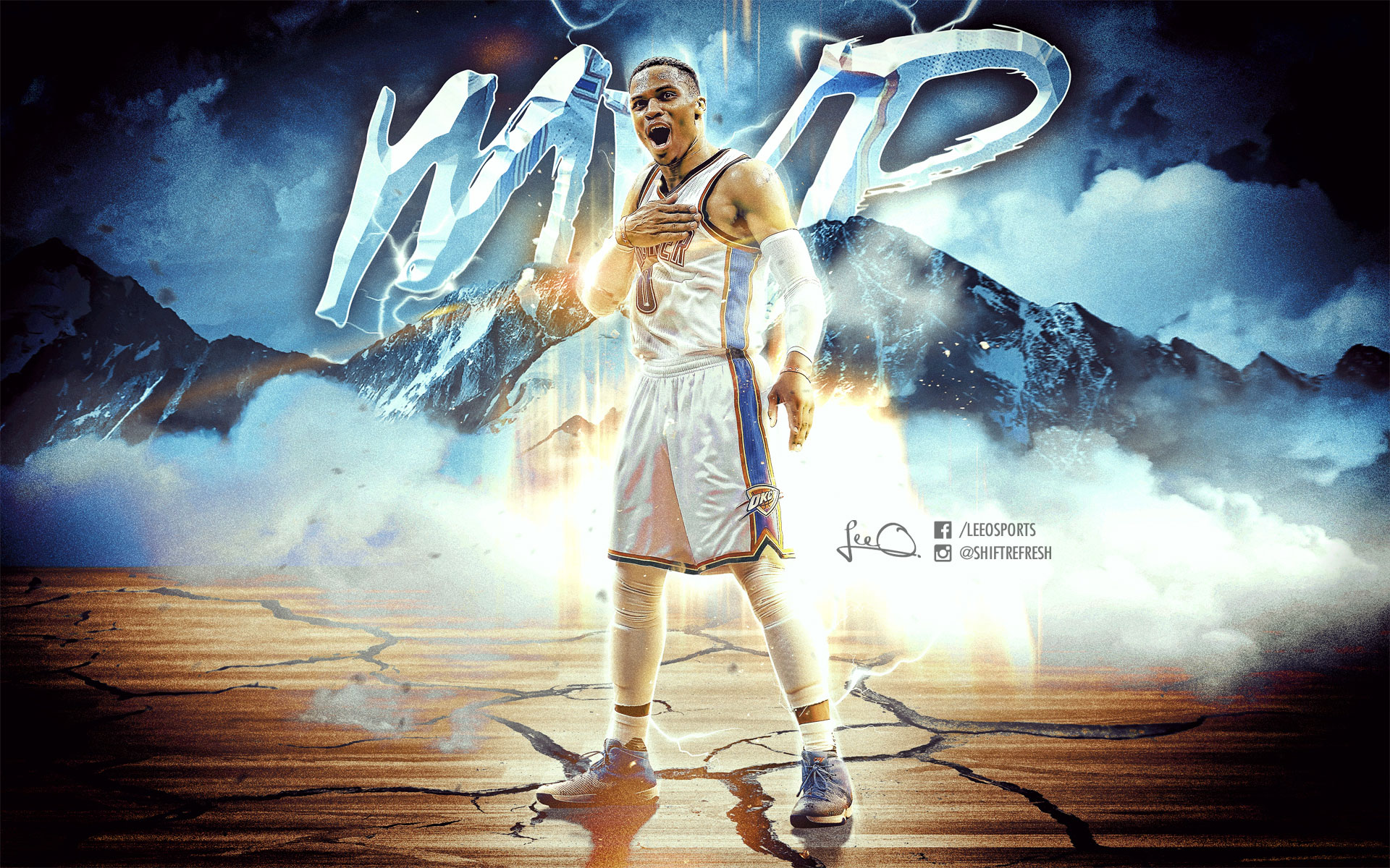 Russell Westbrook new images