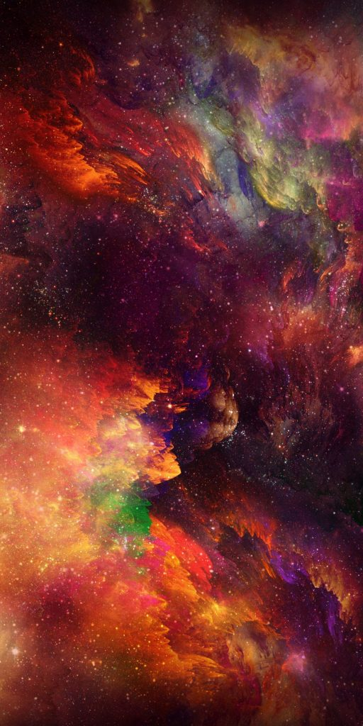 iPhone X Wallpaper space Wallpaper Download - High ...