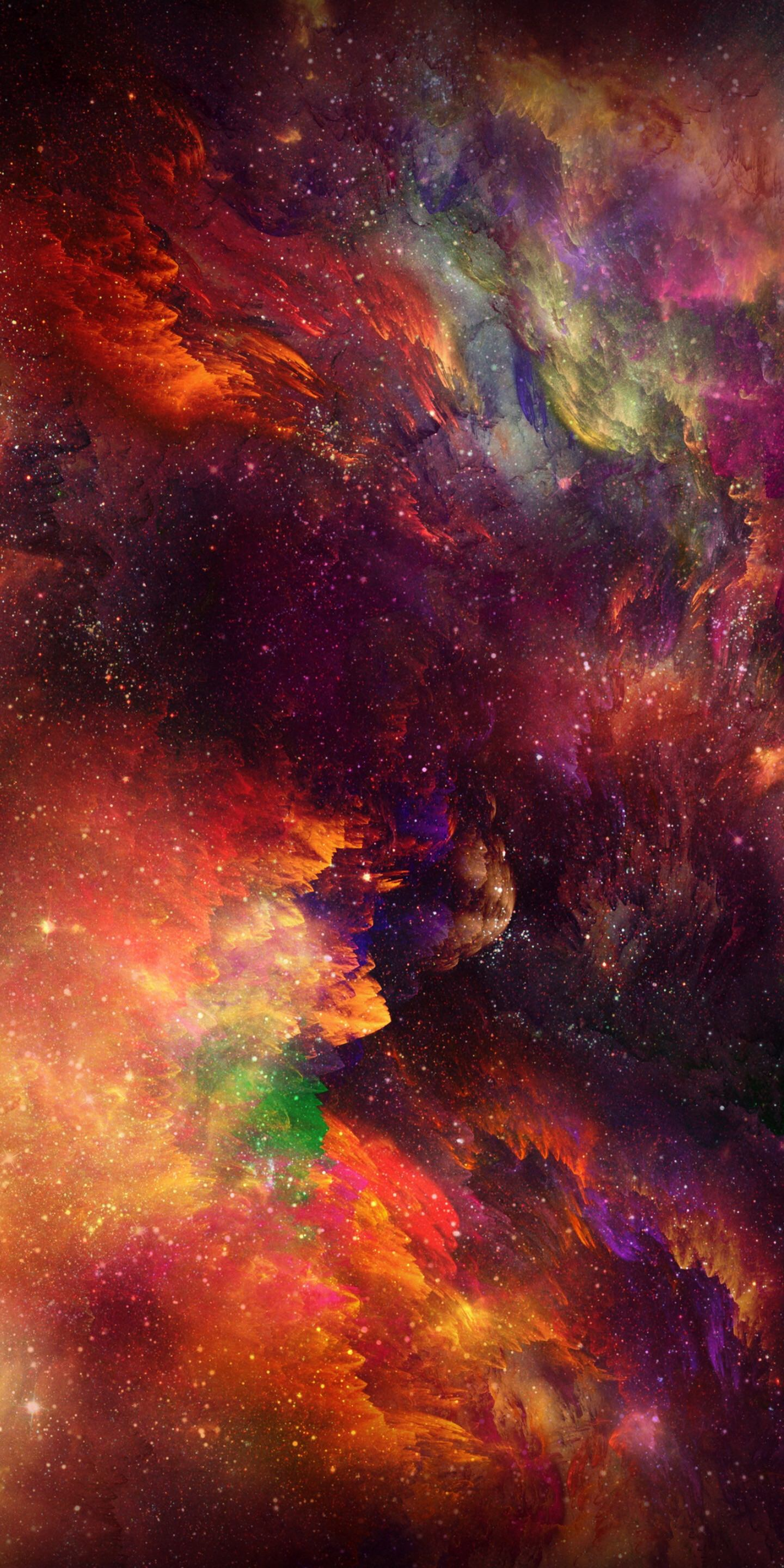 iPhone X Wallpaper space