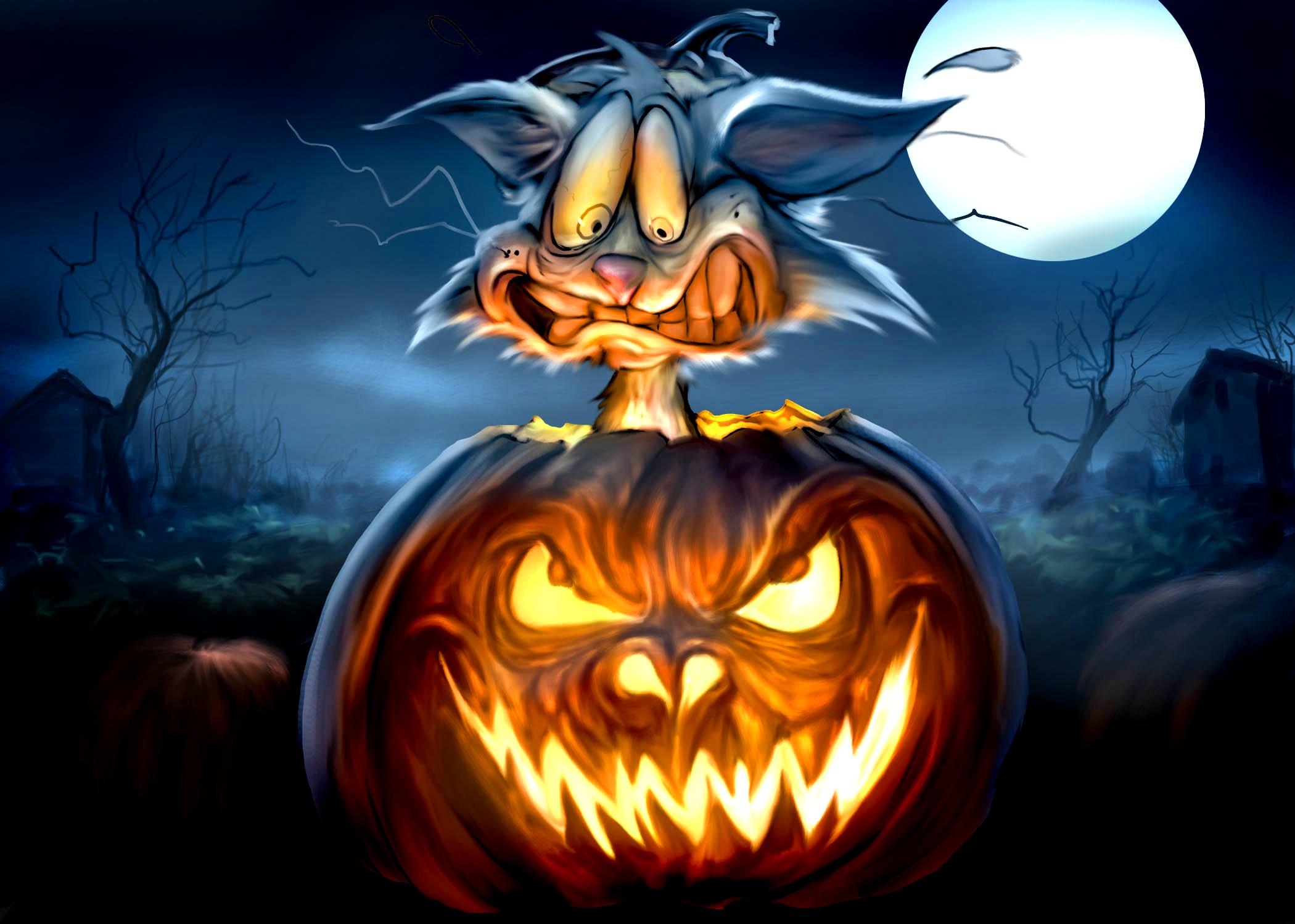 Best Happy Halloween Wallpapers Wallpaper Download - High ...