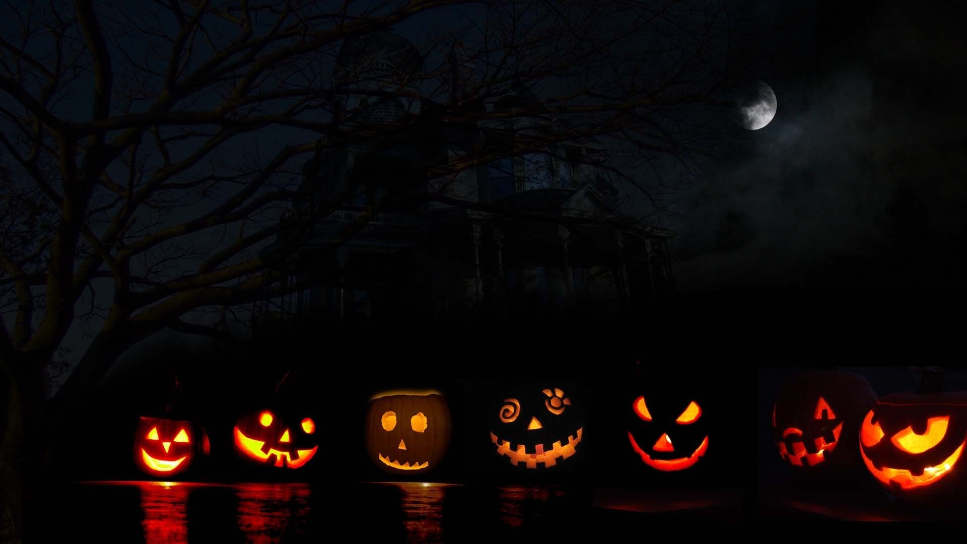 Halloween Desktop Backgrounds Wallpaper