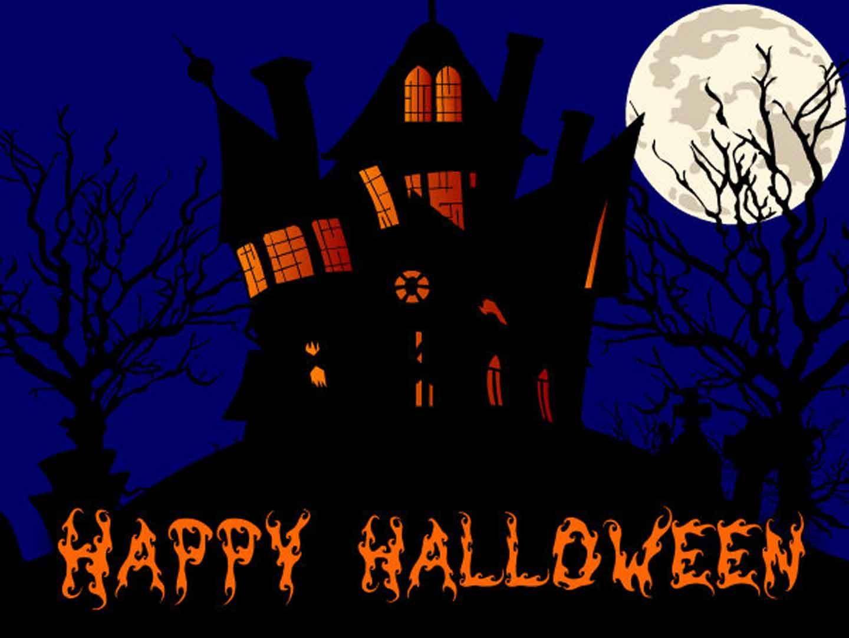 Happy Halloween Desktop Wallpaper