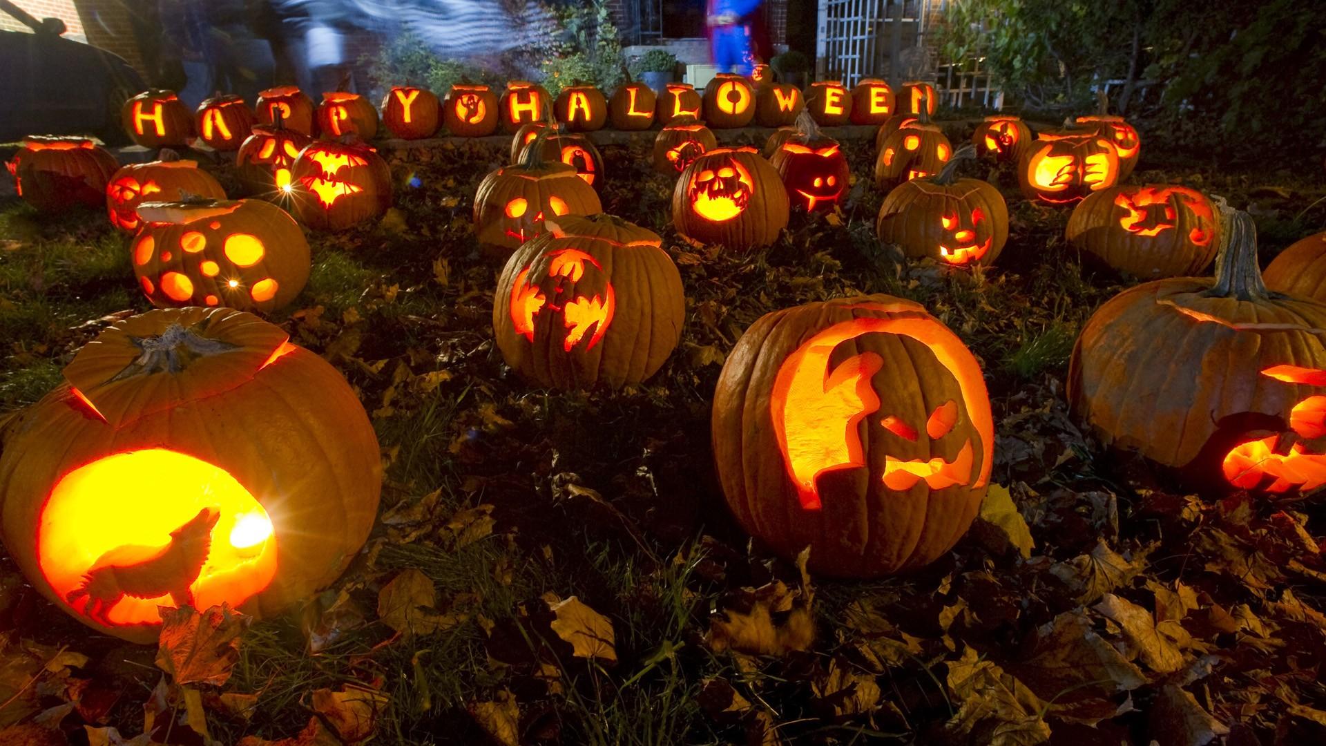 Horrific Halloween Photo