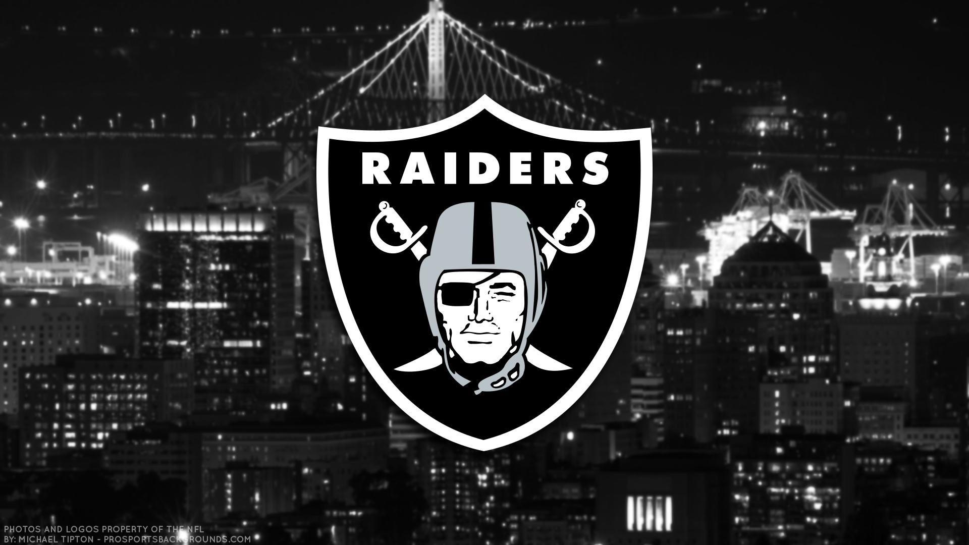 Oakland Raiders Wallpapers 4K
