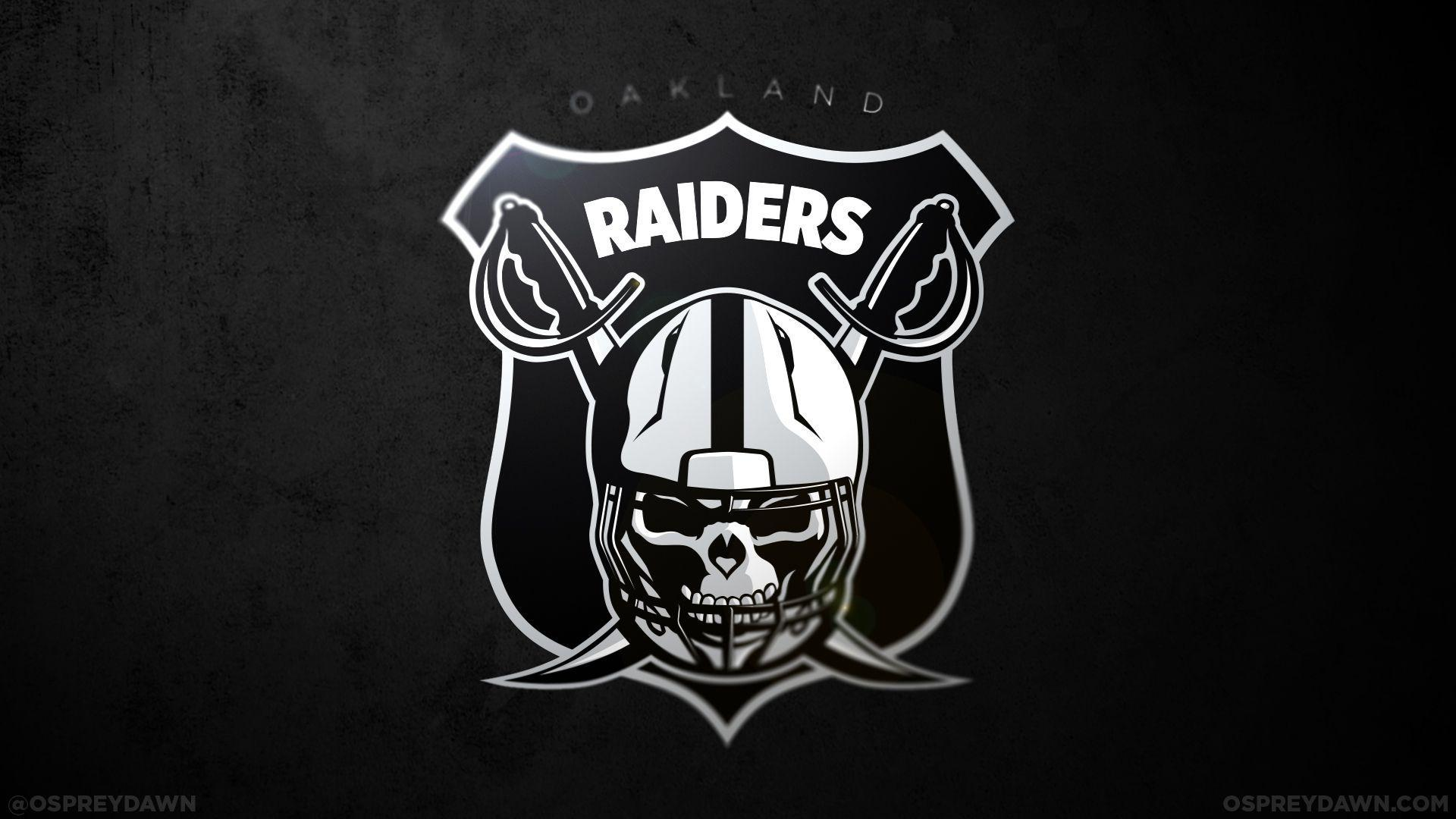Oakland Raiders wallpaper uhd