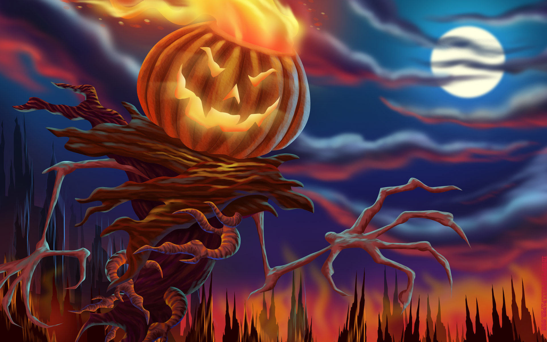 Pictures Halloween wallpapers HD