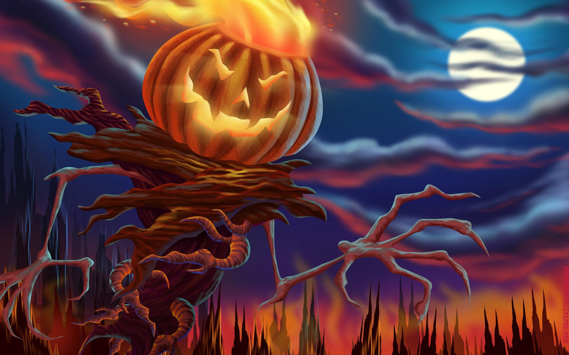 Pictures Halloween wallpapers HD
