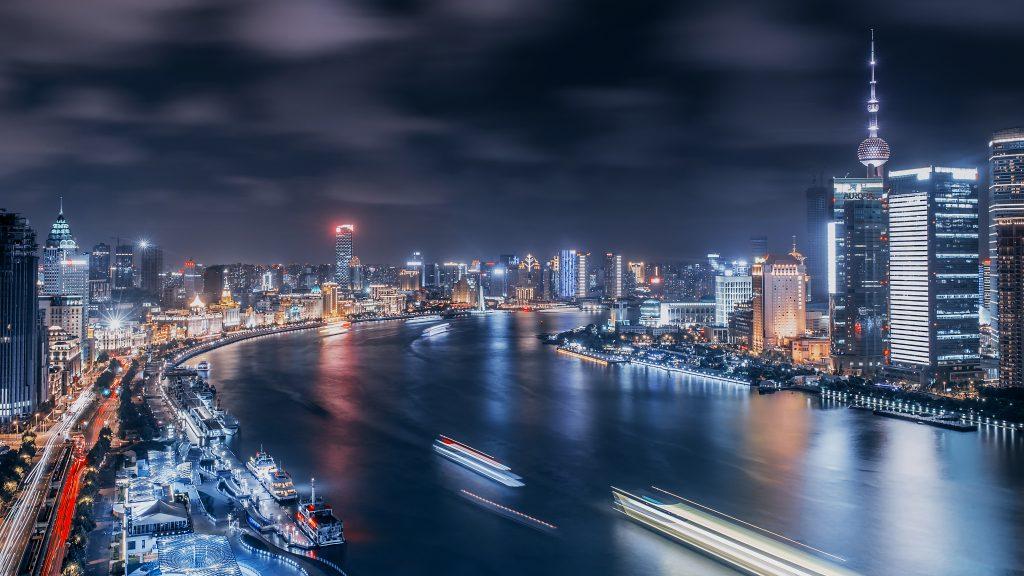 THE BUND SHANGHAI CHINA 4k Ultra Wallpapers Wallpaper Download - High Resolution 4K Wallpaper