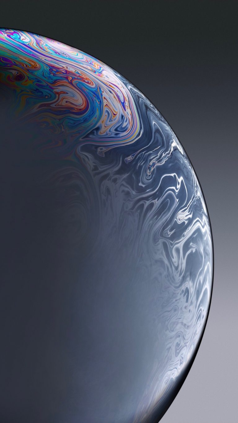 iPhone Xr variant wallpaper black