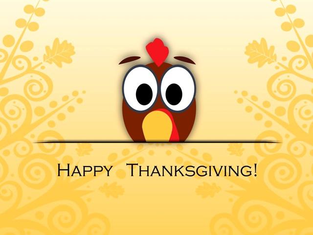 Free Thanksgiving Wallpaper