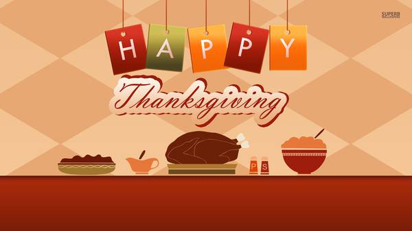 Happy Thanksgivings