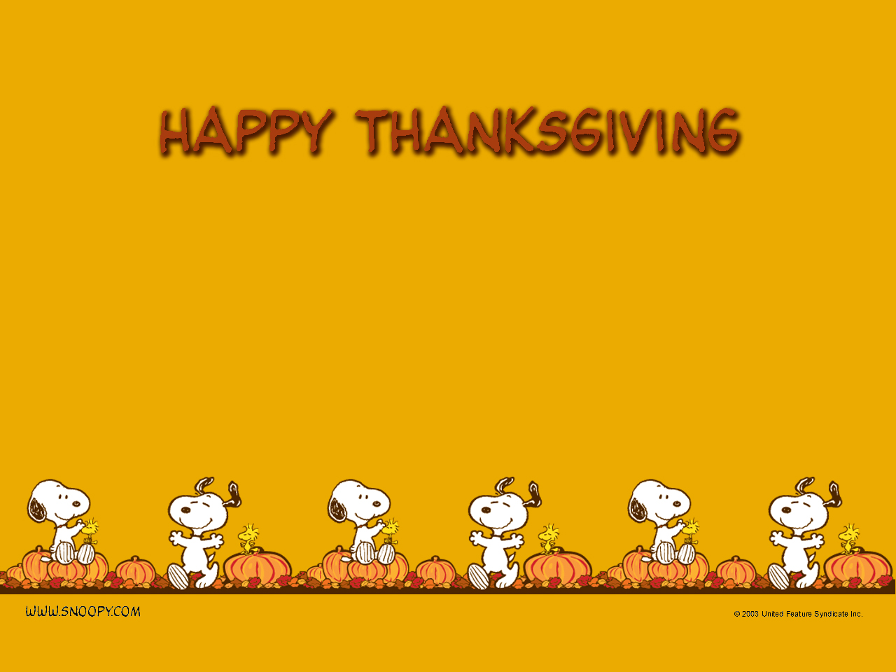 Peanuts images Thanksgiving HD