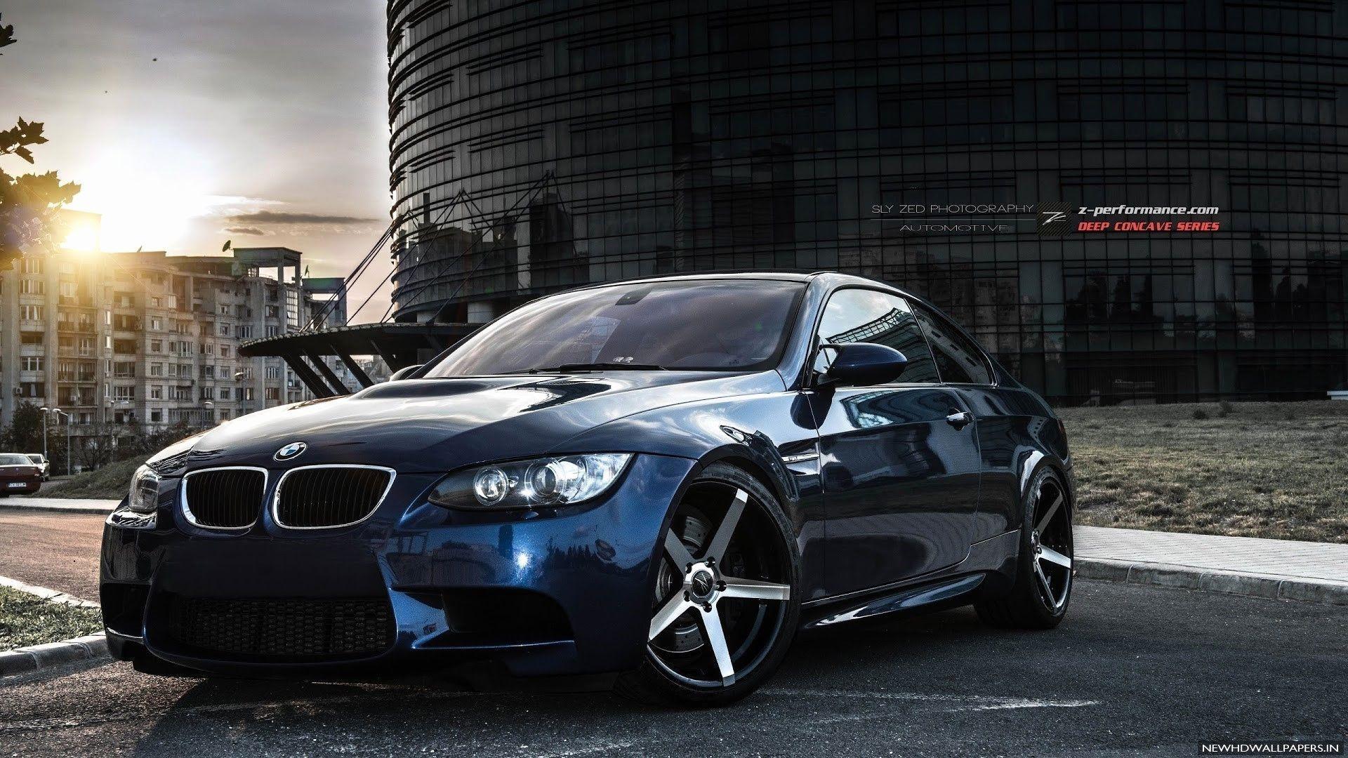 4K BMW HD Background