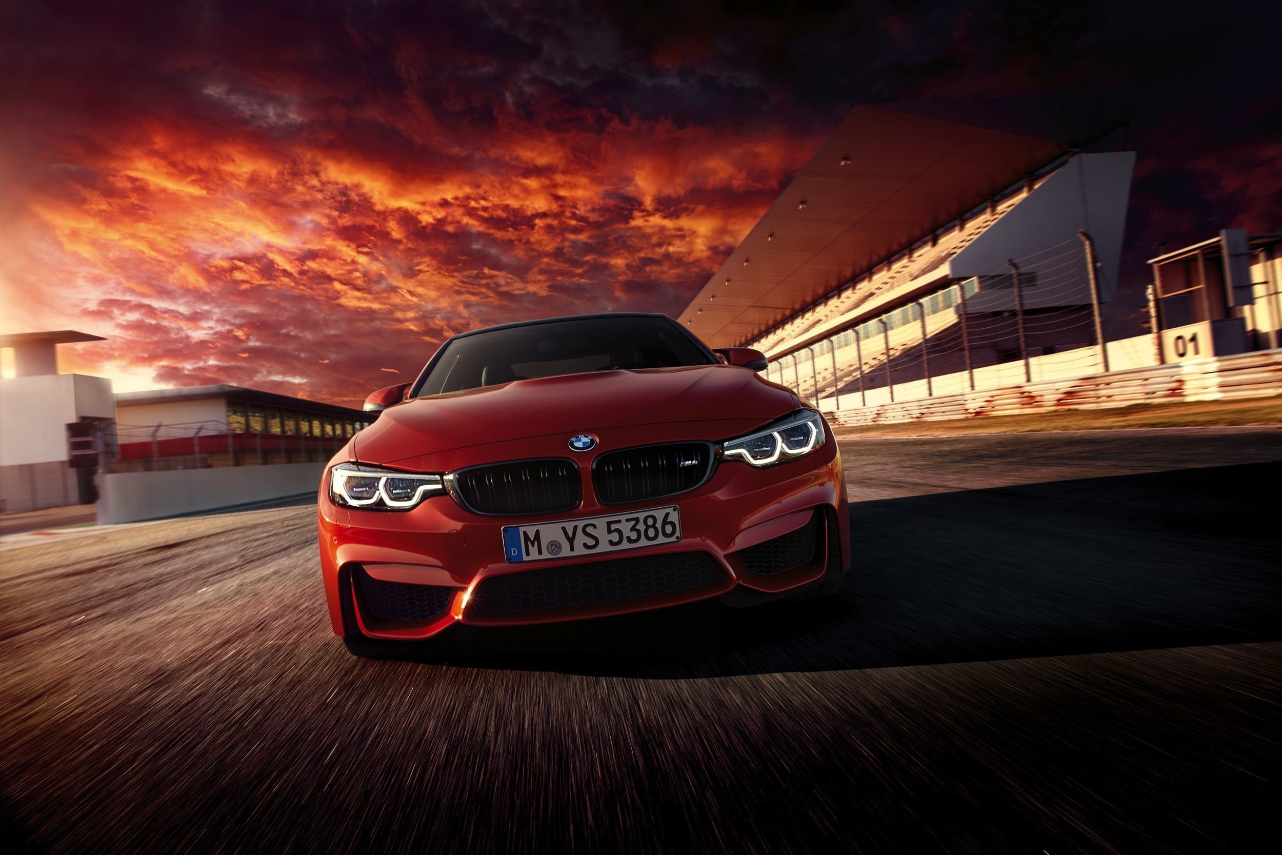 4K BMW Mobile HD Wallpaper