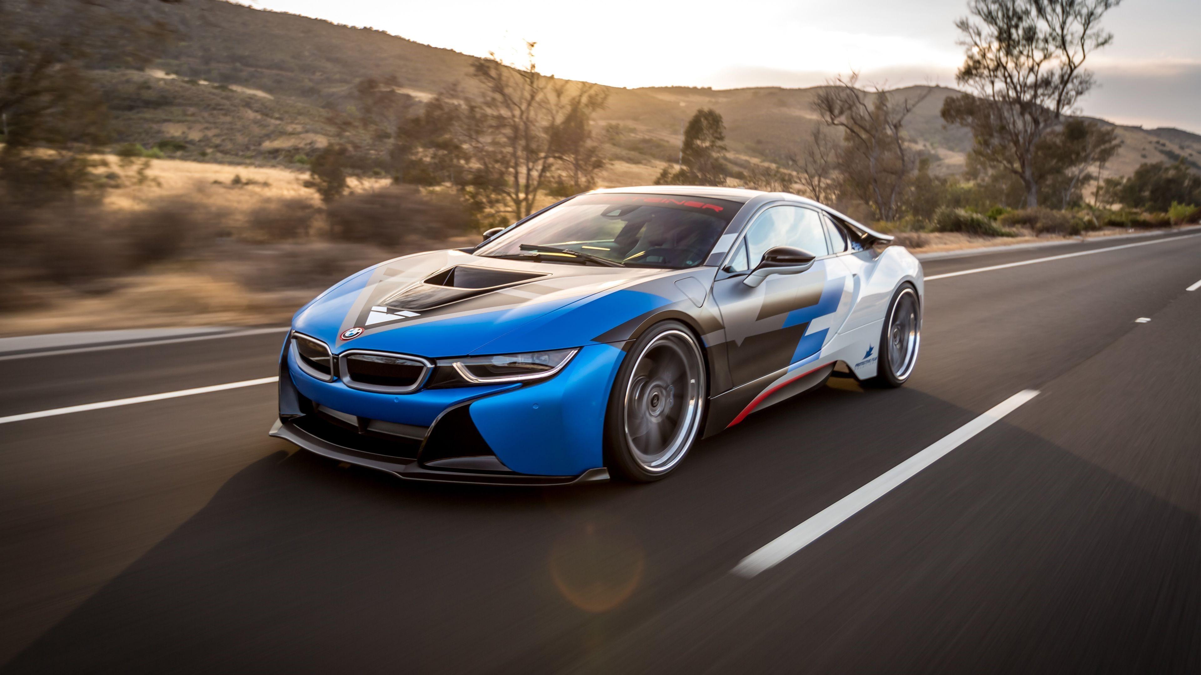 4K BMW images