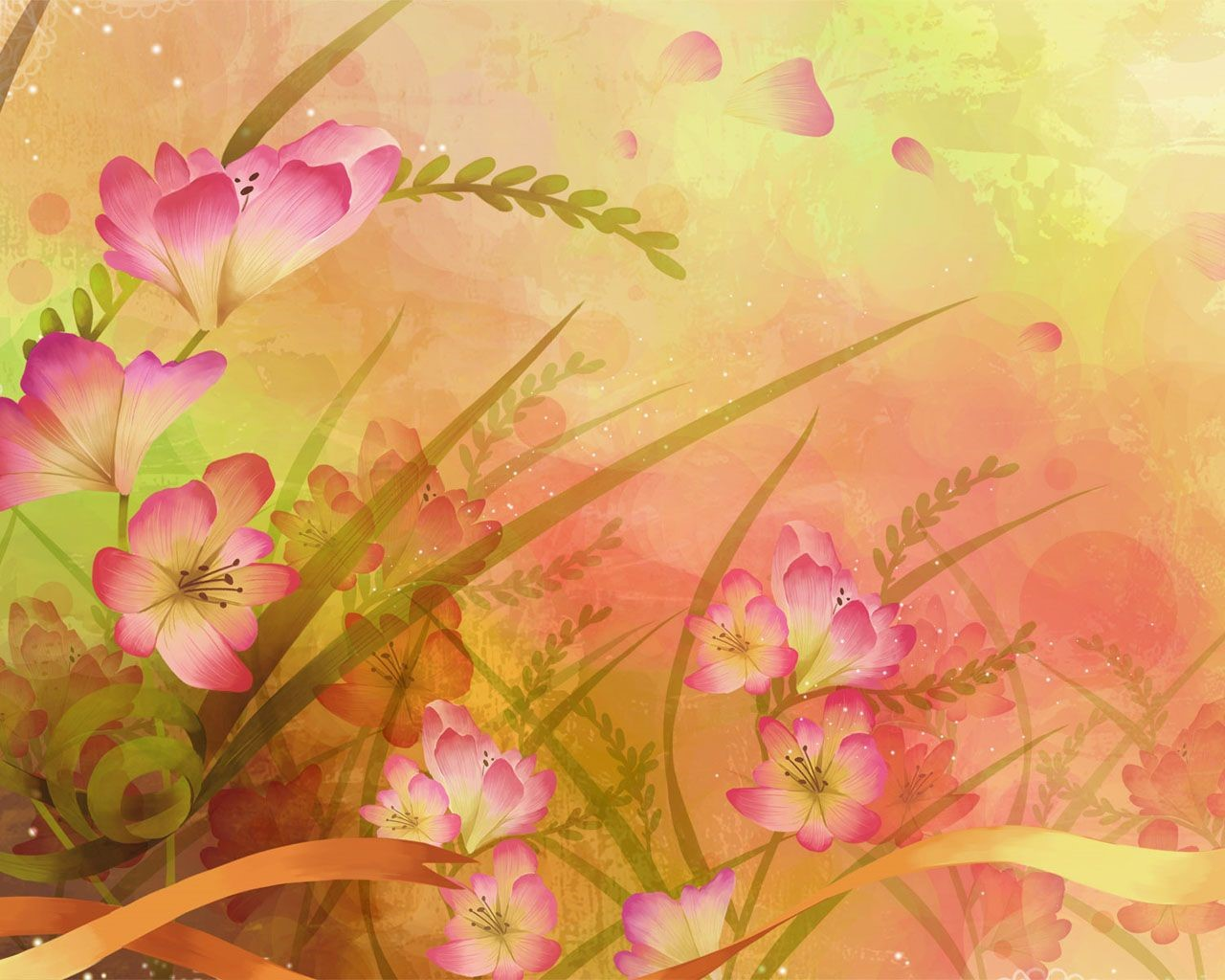 Abstract Floral Pics
