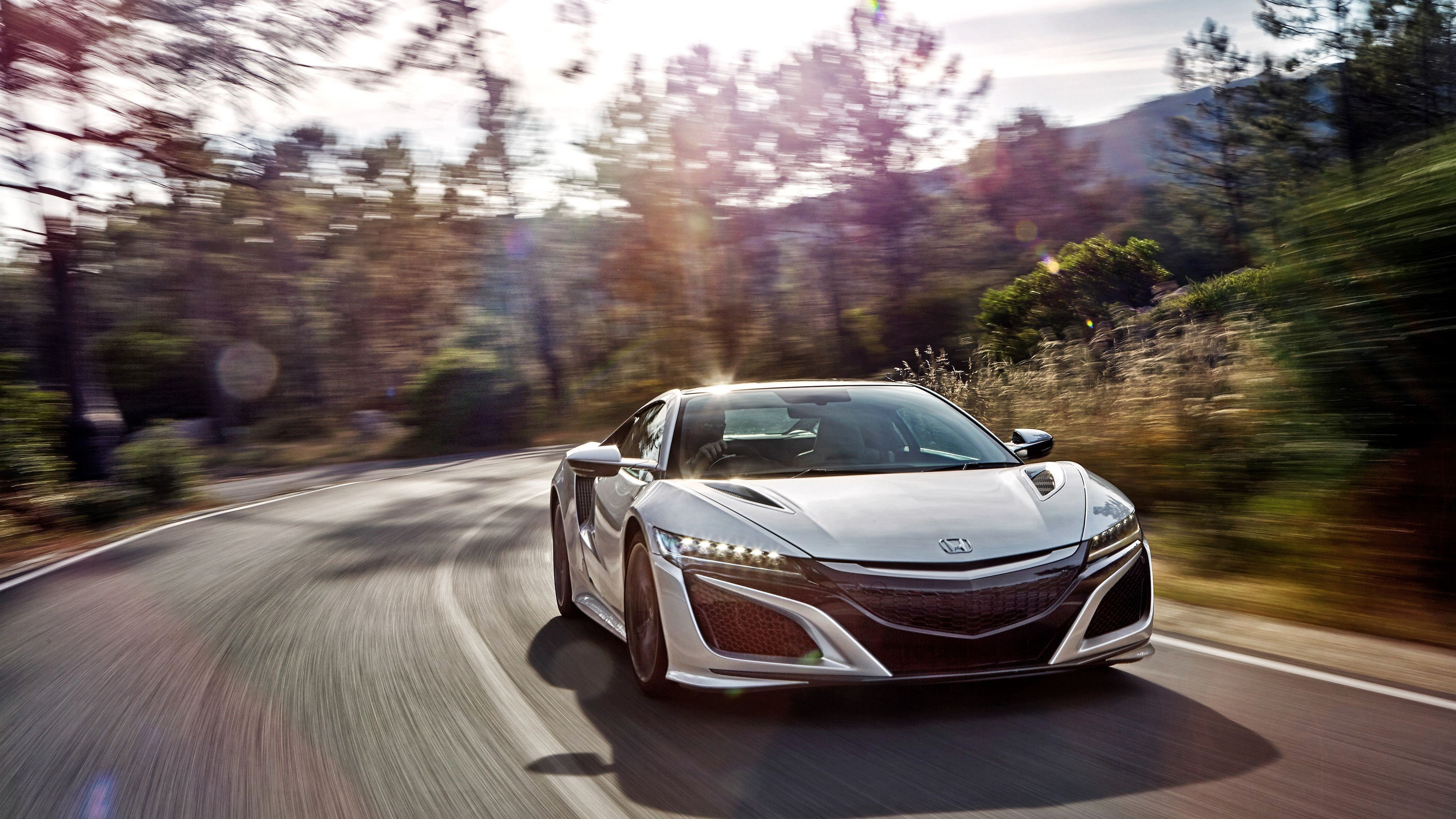 Acura NSX 1080p Wallpapers