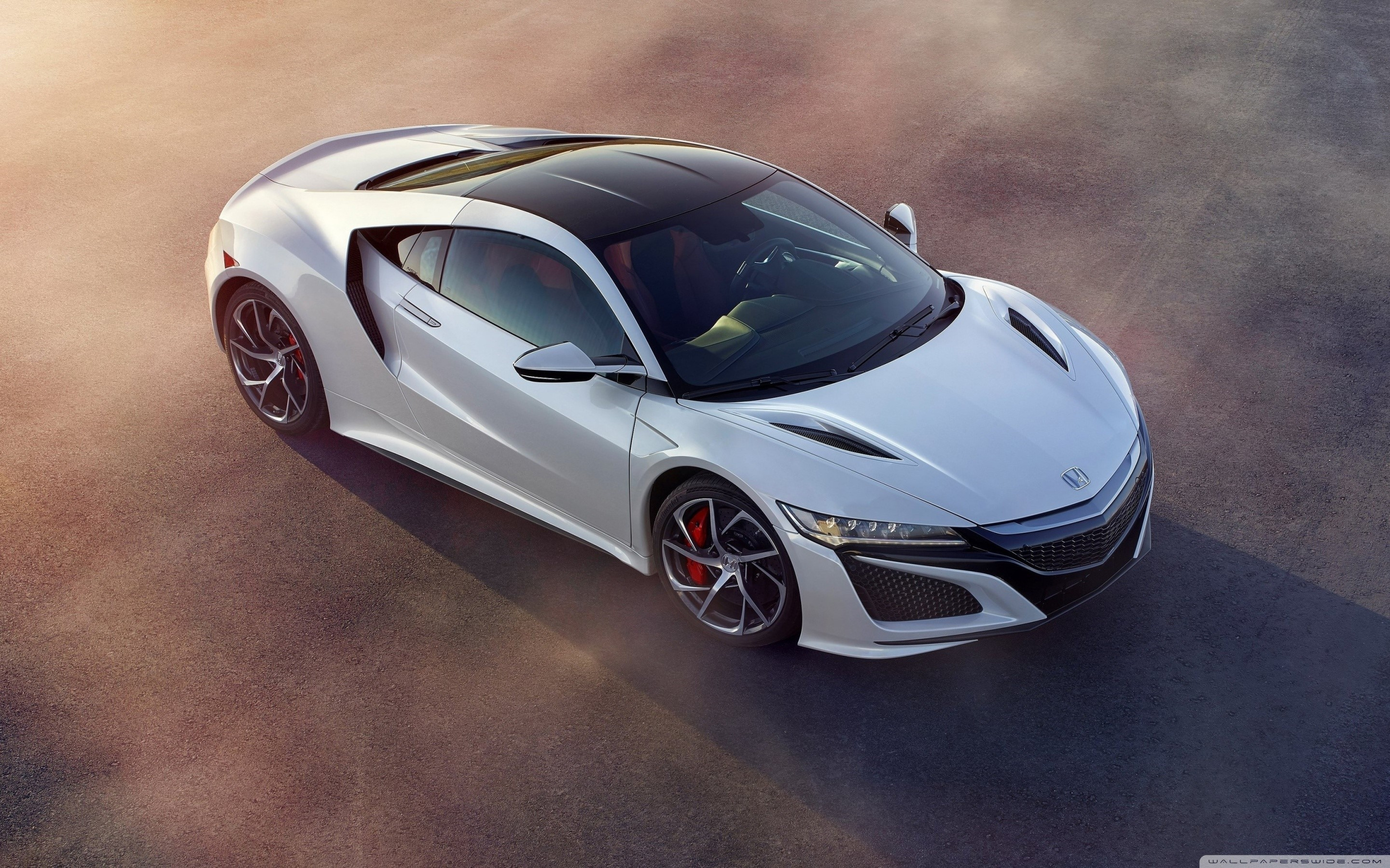 Acura NSX 4K Wallpapers